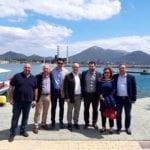 , Επίσκεψη Σπανού στο Αλιβέρι, Eviathema.gr | Εύβοια Τοπ Νέα Ειδήσεις