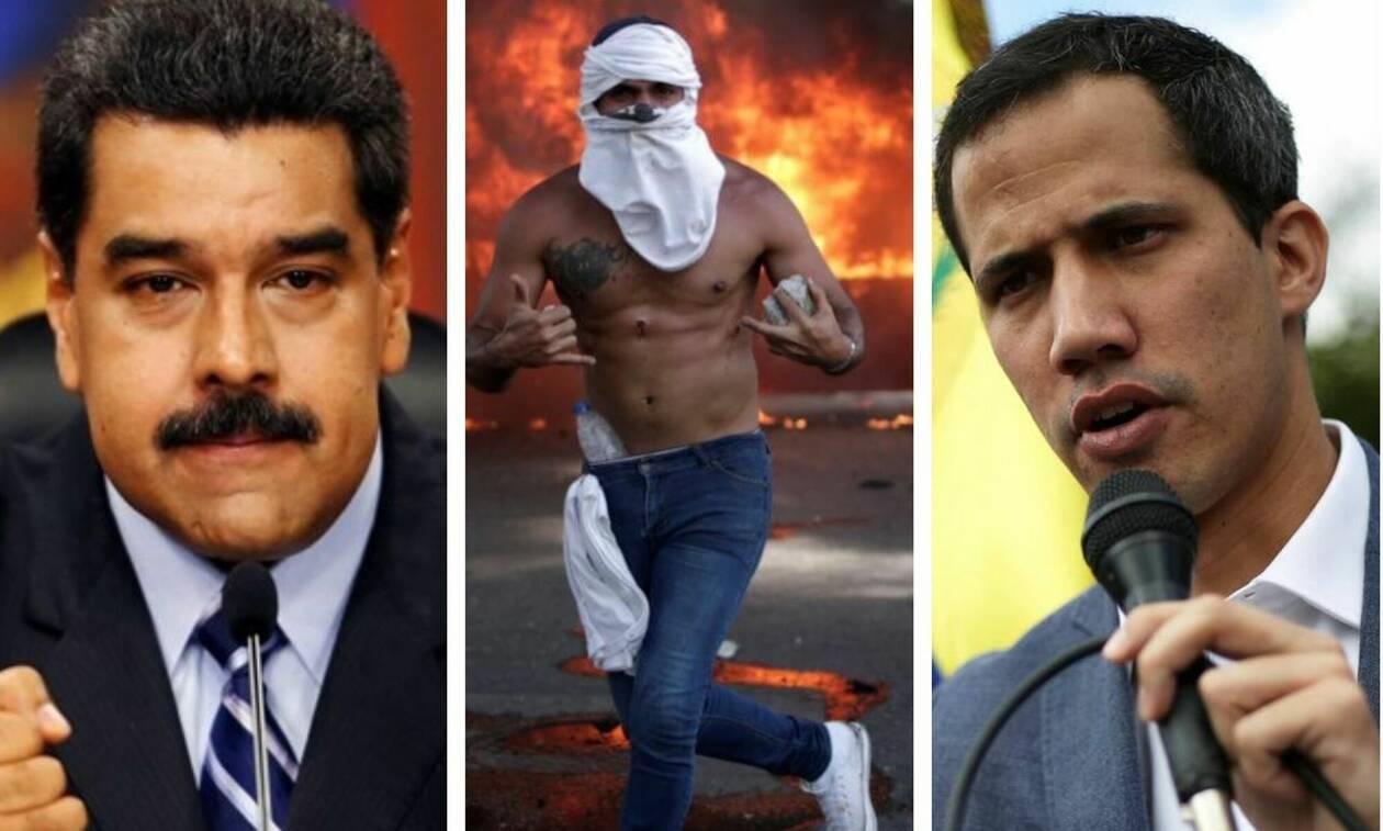 , Ένα βήμα πριν τον εμφύλιο η Βενεζουέλα – Μαδούρο: «Απέτυχε το πραξικόπημα» – Γκουαϊδό: «Συνεχίζουμε», Eviathema.gr | ΕΥΒΟΙΑ ΝΕΑ - Νέα και ειδήσεις από όλη την Εύβοια