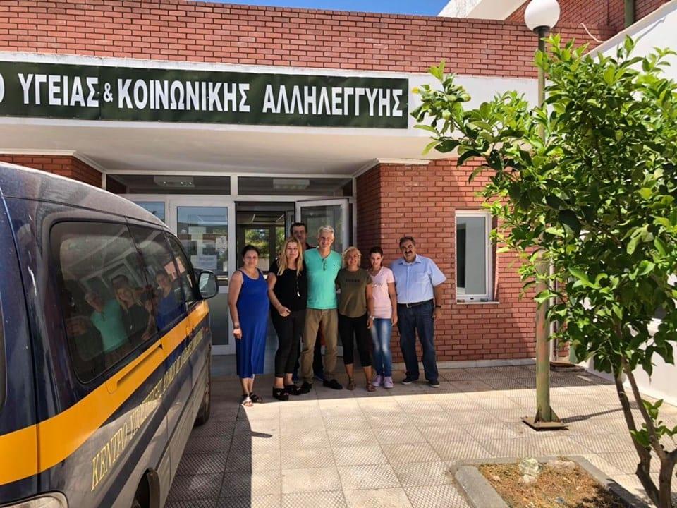 , Το ΚΕΦΙΑΠ επισκέφθηκε ο Σπύρος Πνευματικός, Eviathema.gr | ΕΥΒΟΙΑ ΝΕΑ - Νέα και ειδήσεις από όλη την Εύβοια