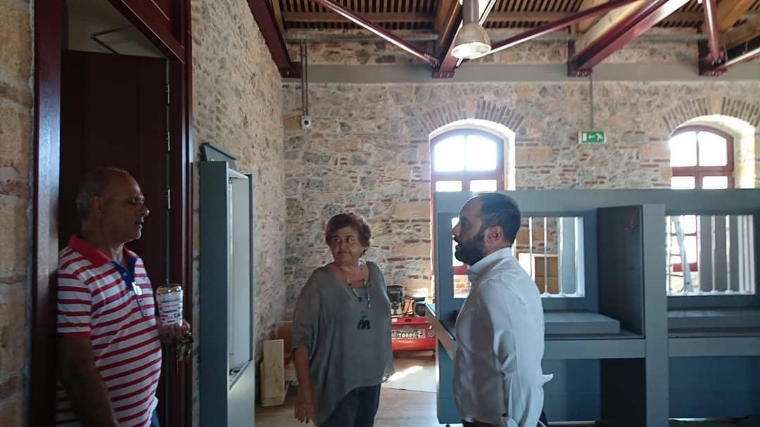 αρχαιολογικό μουσείο Χαλκίδας Αρέθουσα