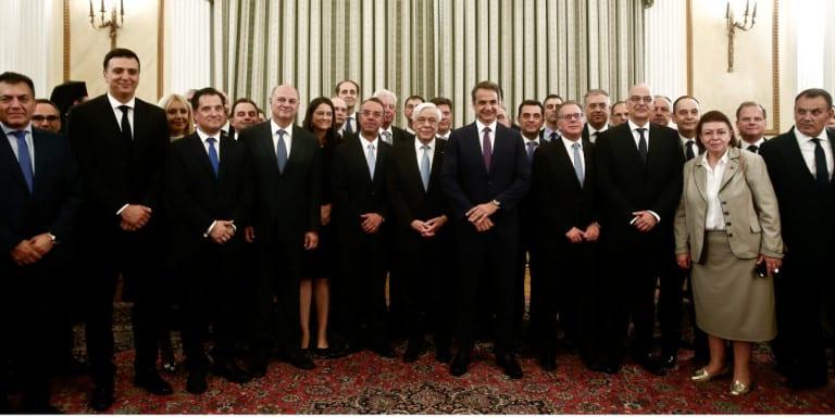 , Στις 11 το πρώτο υπουργικό της κυβέρνησης Μητσοτάκη: Θα ζητήσει ταχύτητα και αποτελεσματικότητα, Eviathema.gr | ΕΥΒΟΙΑ ΝΕΑ - Νέα και ειδήσεις από όλη την Εύβοια