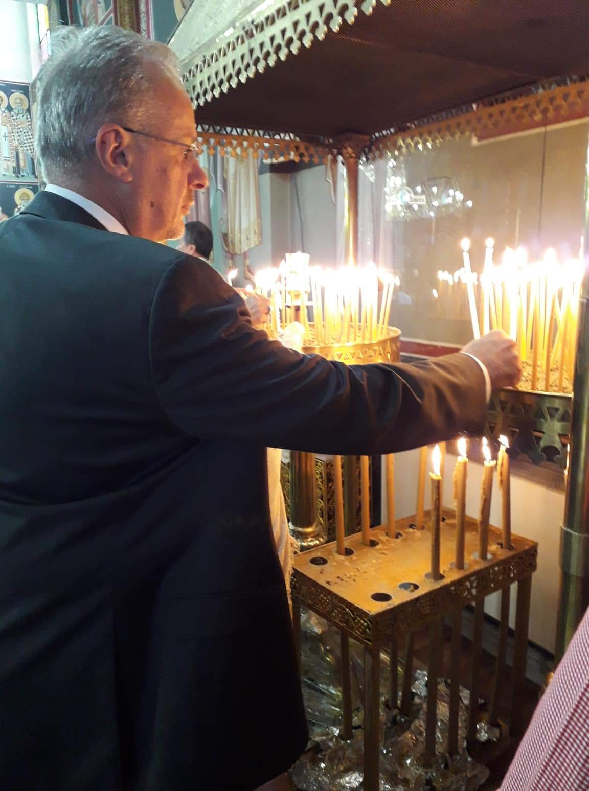 βουλευτηςΕύβοιαςτης ΝΔ Θανάσης Ζεμπίλης προσήλθε στον πανηγυρίζοντα ΙερόΝαότης Αγίας Μαρίνας, Στην ορκωμοσία με την ευλογία της Αγίας Μαρίνας ο Θανάσης Ζεμπίλης., Eviathema.gr | ΕΥΒΟΙΑ ΝΕΑ - Νέα και ειδήσεις από όλη την Εύβοια