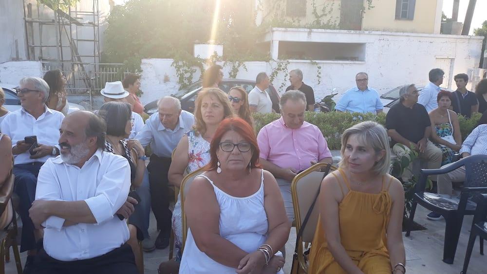 Πραγματοποιήθηκε η ορκωμοσία του νέου δημοτικού συμβουλίου του Δήμου Διρφύων Μεσσαπίων 20190830 190805