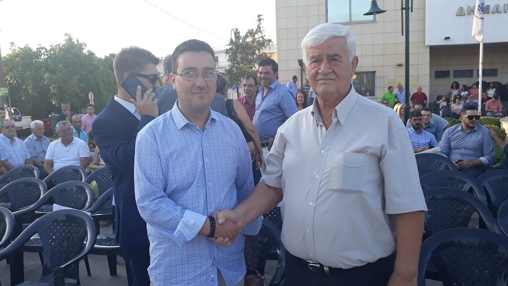 Πραγματοποιήθηκε η ορκωμοσία του νέου δημοτικού συμβουλίου του Δήμου Διρφύων Μεσσαπίων 20190830 190910