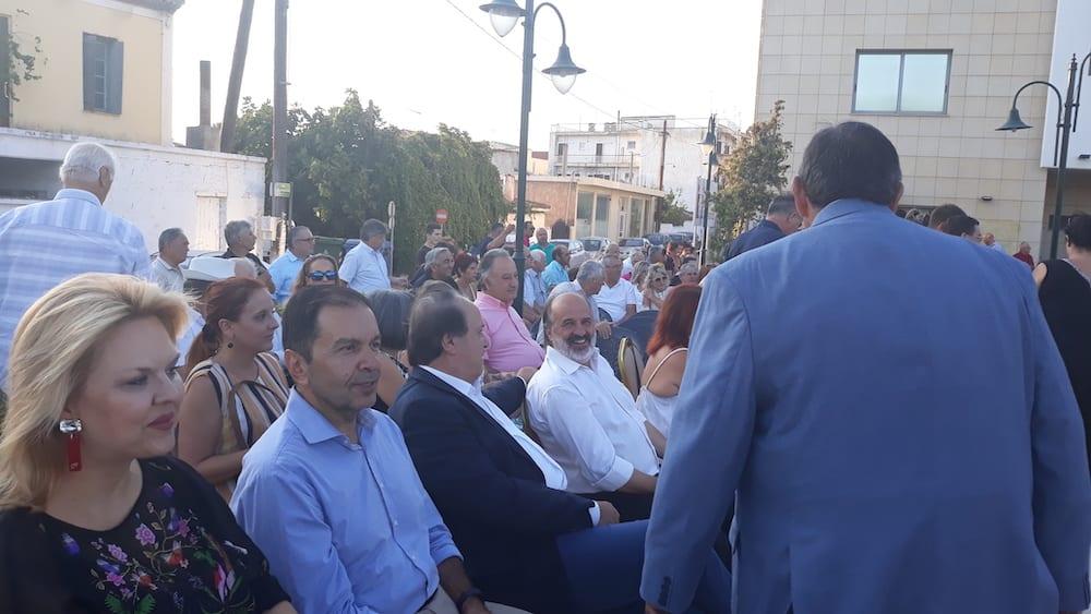 Πραγματοποιήθηκε η ορκωμοσία του νέου δημοτικού συμβουλίου του Δήμου Διρφύων Μεσσαπίων 20190830 190935