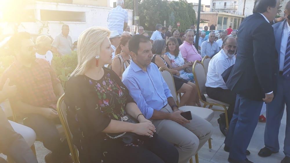 Πραγματοποιήθηκε η ορκωμοσία του νέου δημοτικού συμβουλίου του Δήμου Διρφύων Μεσσαπίων 20190830 190941