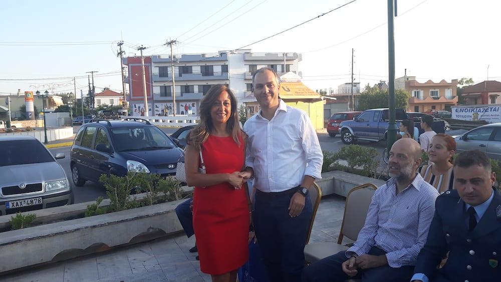 Πραγματοποιήθηκε η ορκωμοσία του νέου δημοτικού συμβουλίου του Δήμου Διρφύων Μεσσαπίων 20190830 191514