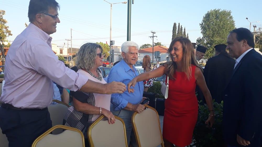 Πραγματοποιήθηκε η ορκωμοσία του νέου δημοτικού συμβουλίου του Δήμου Διρφύων Μεσσαπίων 20190830 191624