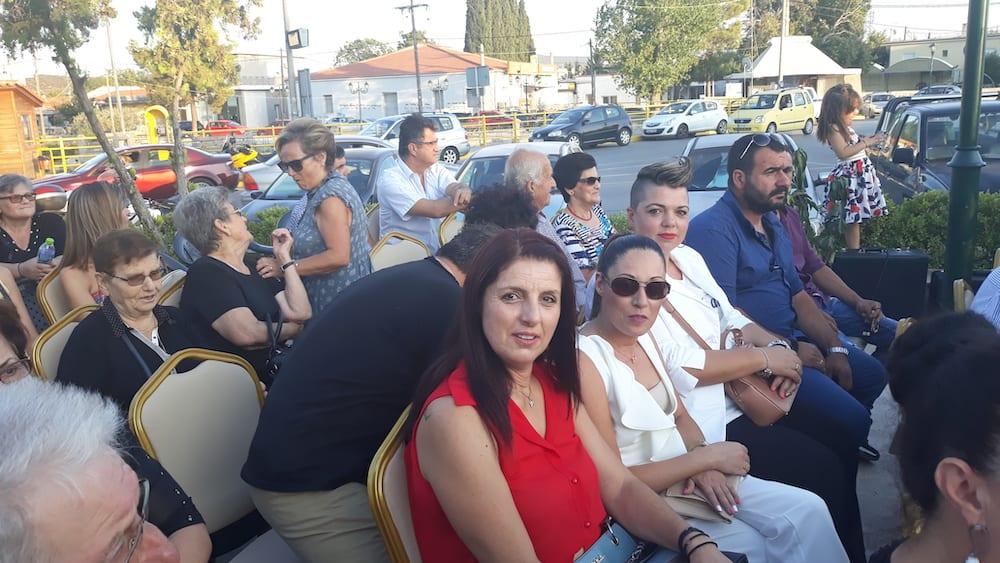 Πραγματοποιήθηκε η ορκωμοσία του νέου δημοτικού συμβουλίου του Δήμου Διρφύων Μεσσαπίων 20190830 191750