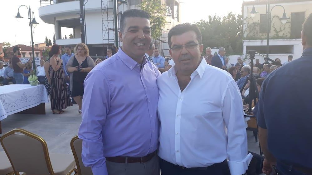 Πραγματοποιήθηκε η ορκωμοσία του νέου δημοτικού συμβουλίου του Δήμου Διρφύων Μεσσαπίων 20190830 191812