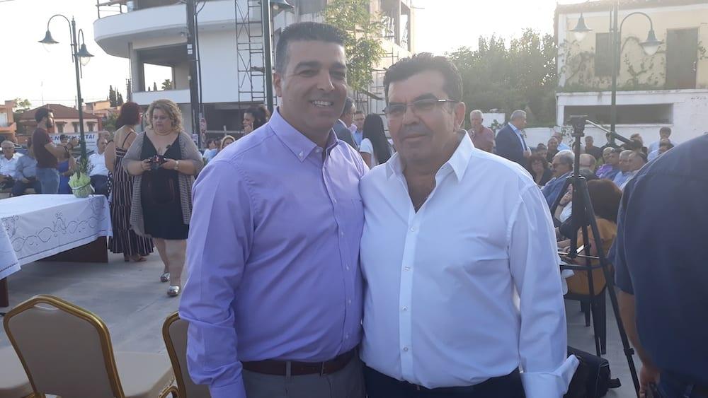 Πραγματοποιήθηκε η ορκωμοσία του νέου δημοτικού συμβουλίου του Δήμου Διρφύων Μεσσαπίων 20190830 191813