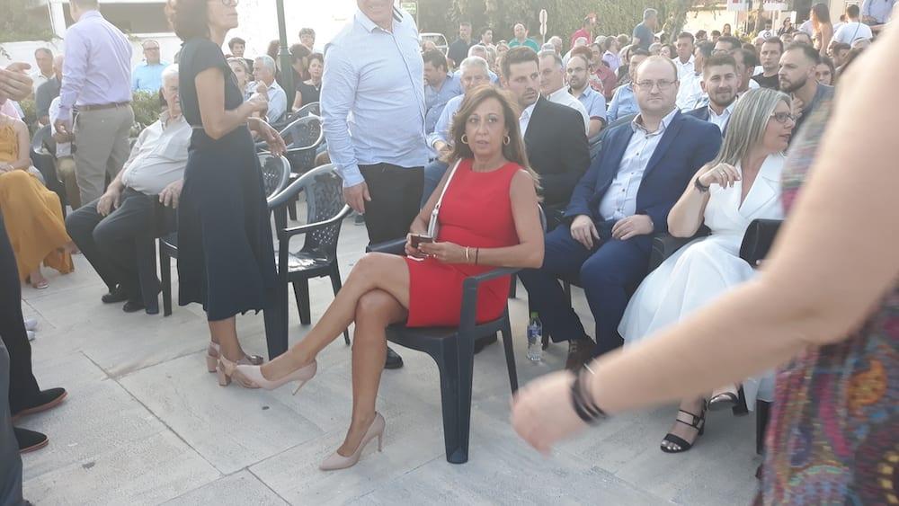 Πραγματοποιήθηκε η ορκωμοσία του νέου δημοτικού συμβουλίου του Δήμου Διρφύων Μεσσαπίων 20190830 191941