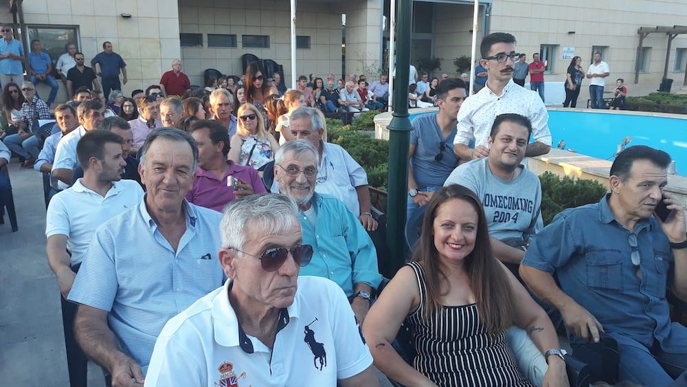 Πραγματοποιήθηκε η ορκωμοσία του νέου δημοτικού συμβουλίου του Δήμου Διρφύων Μεσσαπίων 20190830 192529