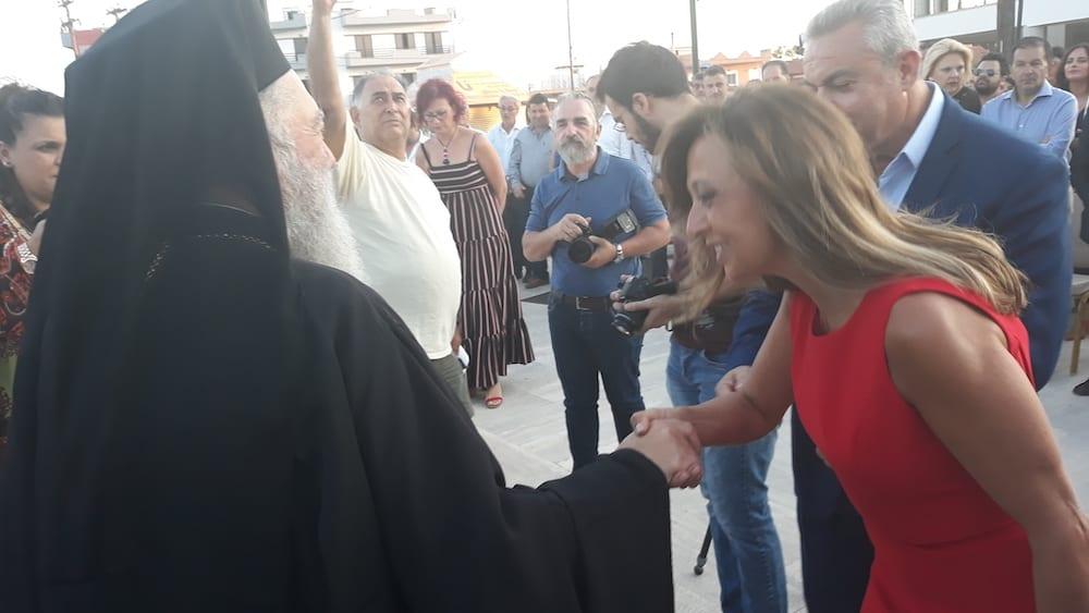Πραγματοποιήθηκε η ορκωμοσία του νέου δημοτικού συμβουλίου του Δήμου Διρφύων Μεσσαπίων 20190830 193456