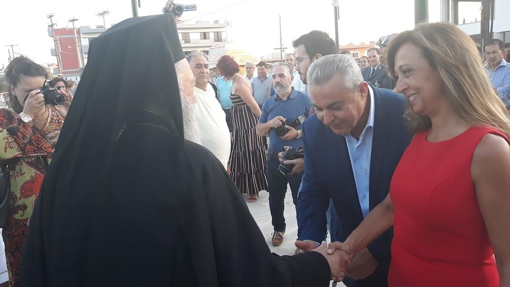 Πραγματοποιήθηκε η ορκωμοσία του νέου δημοτικού συμβουλίου του Δήμου Διρφύων Μεσσαπίων 20190830 193457