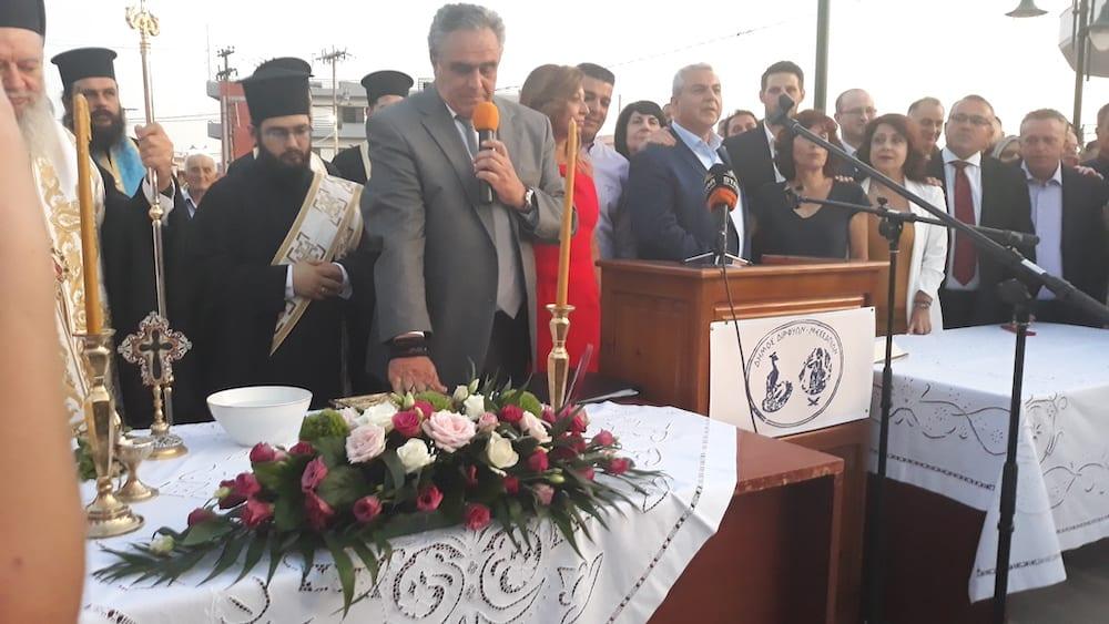 Πραγματοποιήθηκε η ορκωμοσία του νέου δημοτικού συμβουλίου του Δήμου Διρφύων Μεσσαπίων 20190830 200827
