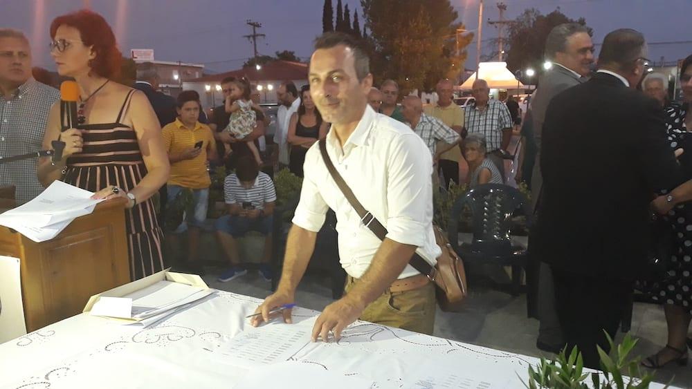 Πραγματοποιήθηκε η ορκωμοσία του νέου δημοτικού συμβουλίου του Δήμου Διρφύων Μεσσαπίων 20190830 201833