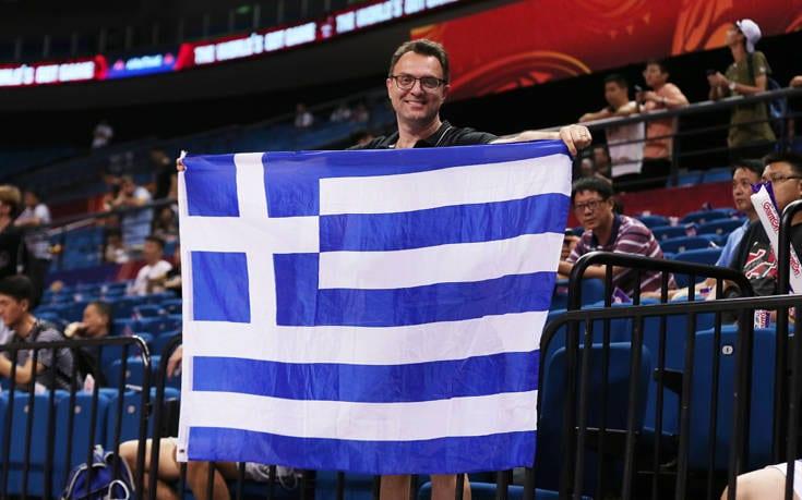 Ελλάδα-Νέα Ζηλανδία: Προκρίθηκε στους «16» με κατοστάρα η Εθνική 2196912