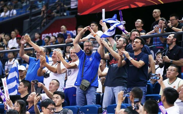 Ελλάδα-Νέα Ζηλανδία: Προκρίθηκε στους «16» με κατοστάρα η Εθνική 2196981