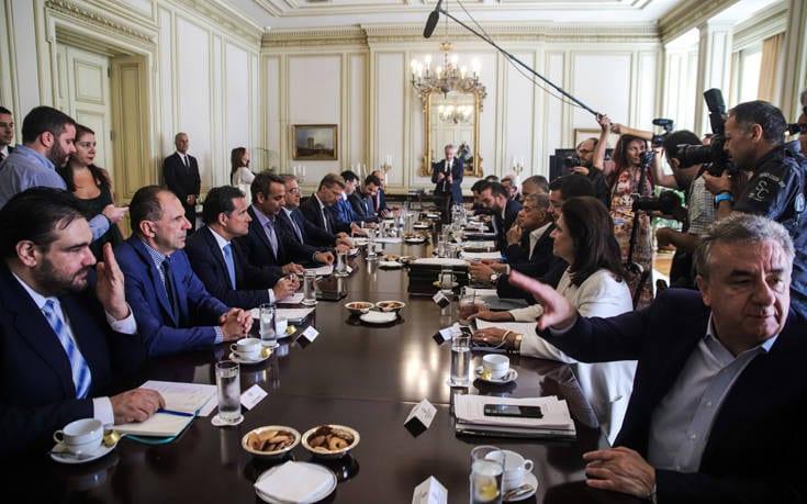 Η ατζέντα της σύσκεψης του πρωθυπουργού με τους περιφερειάρχες 4888232