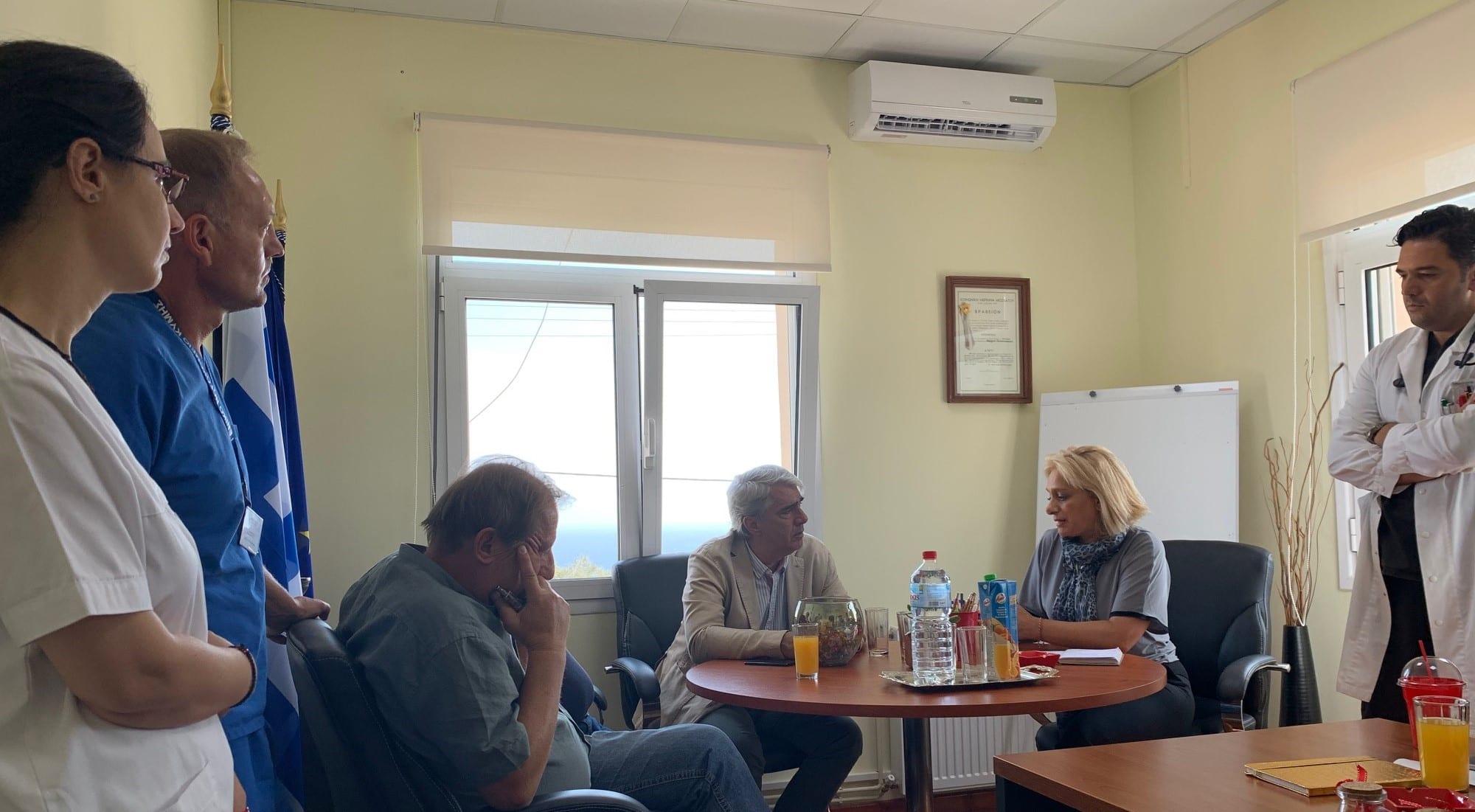 , Σίμος Κεδίκογλου: «Προτεραιότητα η ενίσχυση των Δομών Δημόσιας Υγείας στην Εύβοια», Eviathema.gr | Εύβοια Τοπ Νέα Ειδήσεις