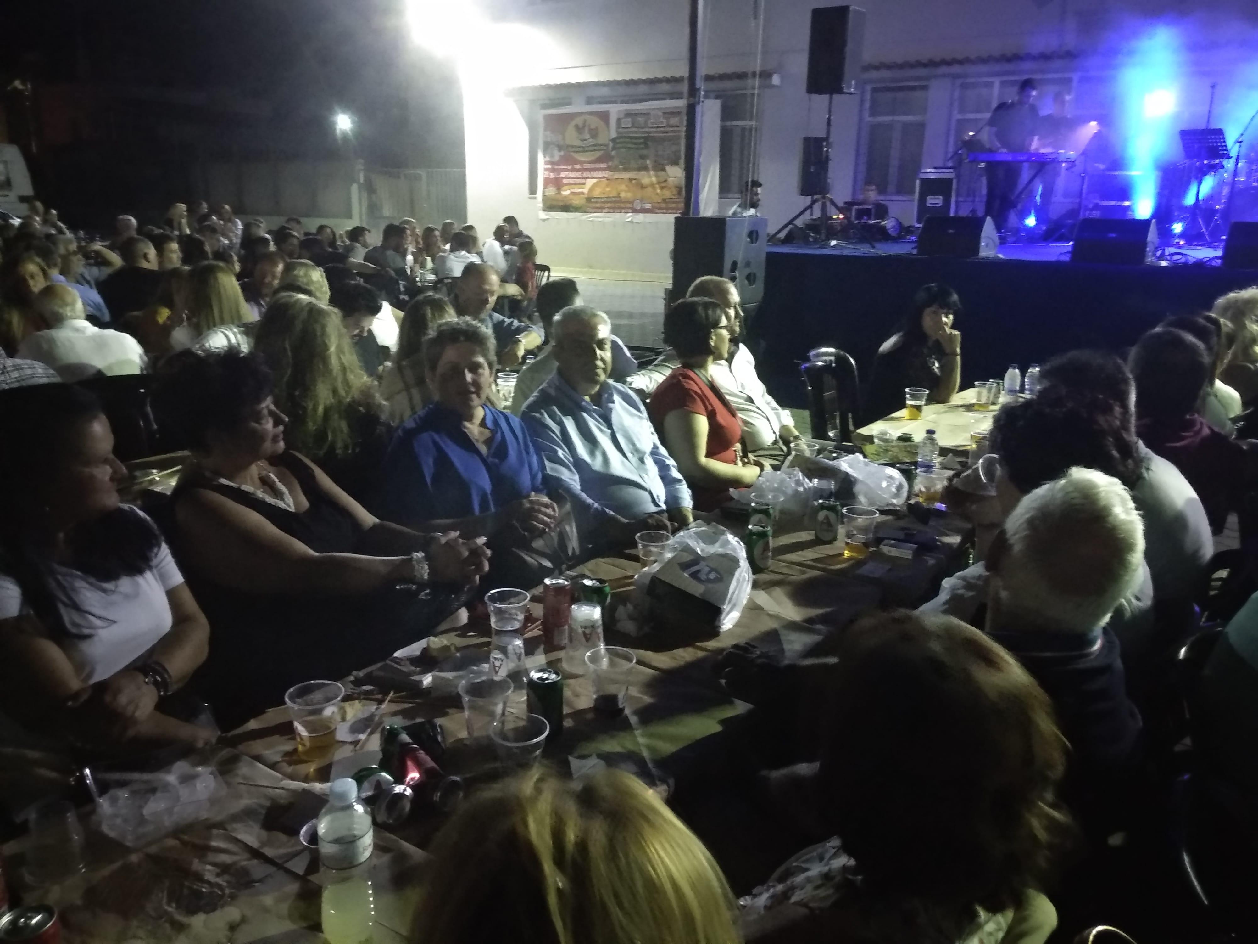Ο Θέμης Αδαμαντίδης στα Ψαχνά Ο Θέμης Αδαμαντίδης στα Ψαχνά IMG 20190906 232557 HHT