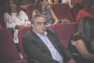 Συγκλονιστικά τα όσα είπε ο Σούρας στην εκδήλωση των φροντιστηρίων Πουκαμισάς και των φροντιστηρίων ξένων γλωσσών Φλώρου. Φωτογραφικό υλικό DSC 0110 300x201