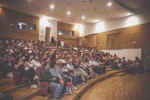 Συγκλονιστικά τα όσα είπε ο Σούρας στην εκδήλωση των φροντιστηρίων Πουκαμισάς και των φροντιστηρίων ξένων γλωσσών Φλώρου. Φωτογραφικό υλικό DSC 0119 300x201