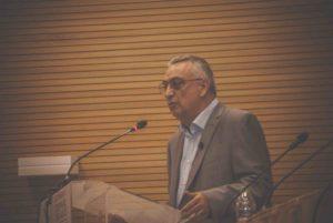 Συγκλονιστικά τα όσα είπε ο Σούρας στην εκδήλωση των φροντιστηρίων Πουκαμισάς και των φροντιστηρίων ξένων γλωσσών Φλώρου. Φωτογραφικό υλικό DSC 0139 300x201