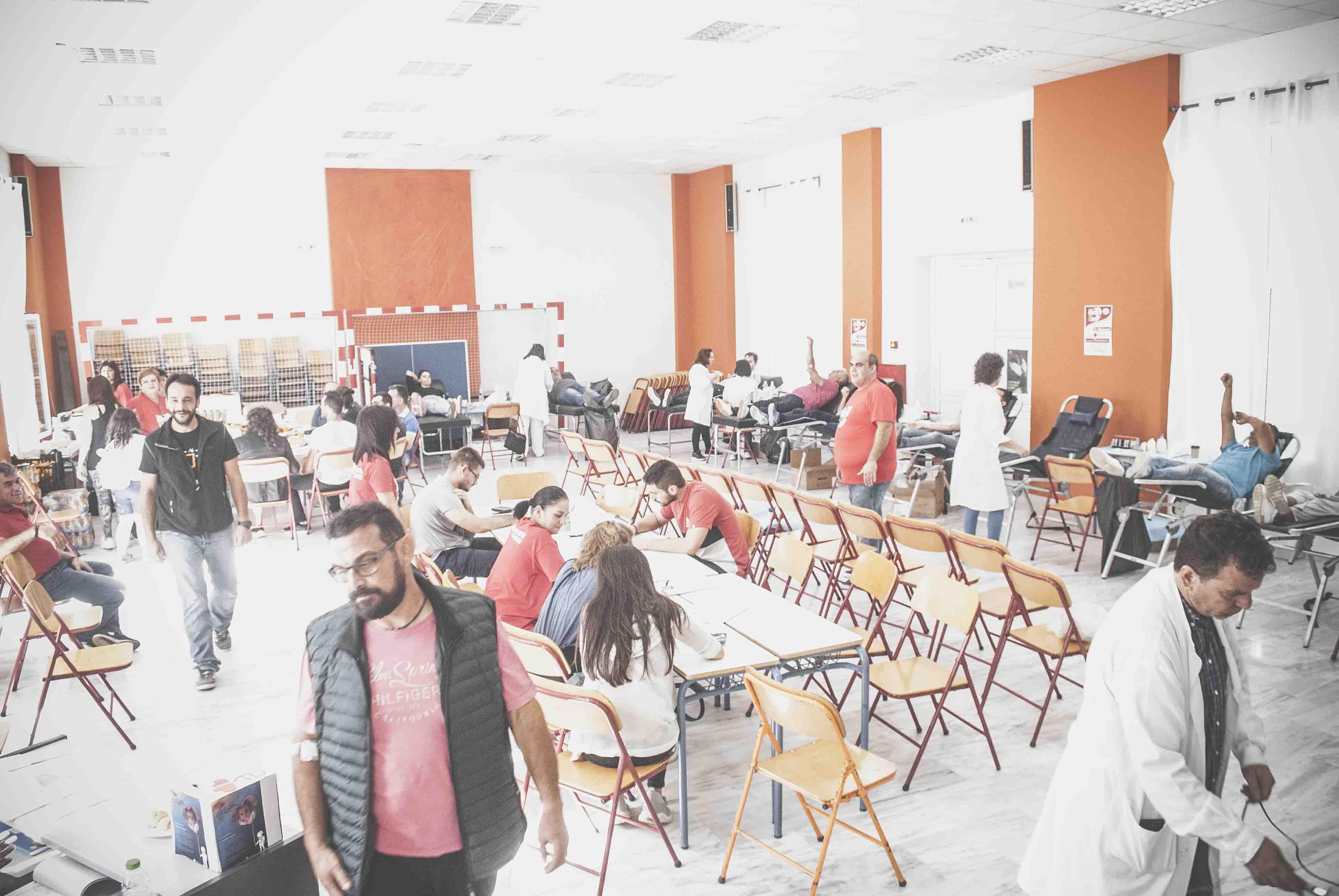 Πραγματοποιήθηκε η αιμοδοσία στον Δήμο Διρφύων Μεσσαπίων DSC 0164