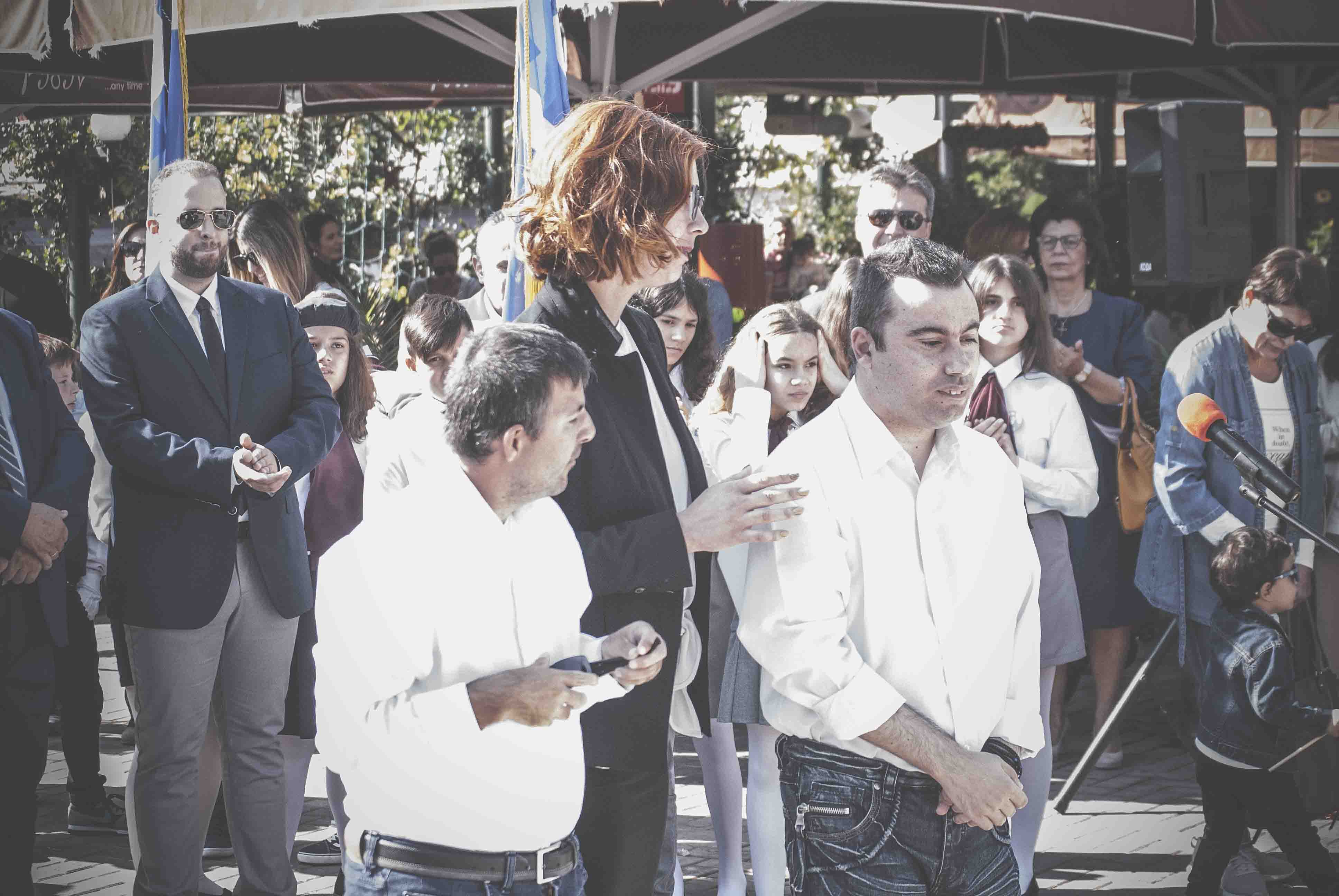 Η παρέλαση της 28ης Οκτωβρίου σε Καστέλλα και Ψαχνά (φωτό) DSC 0296