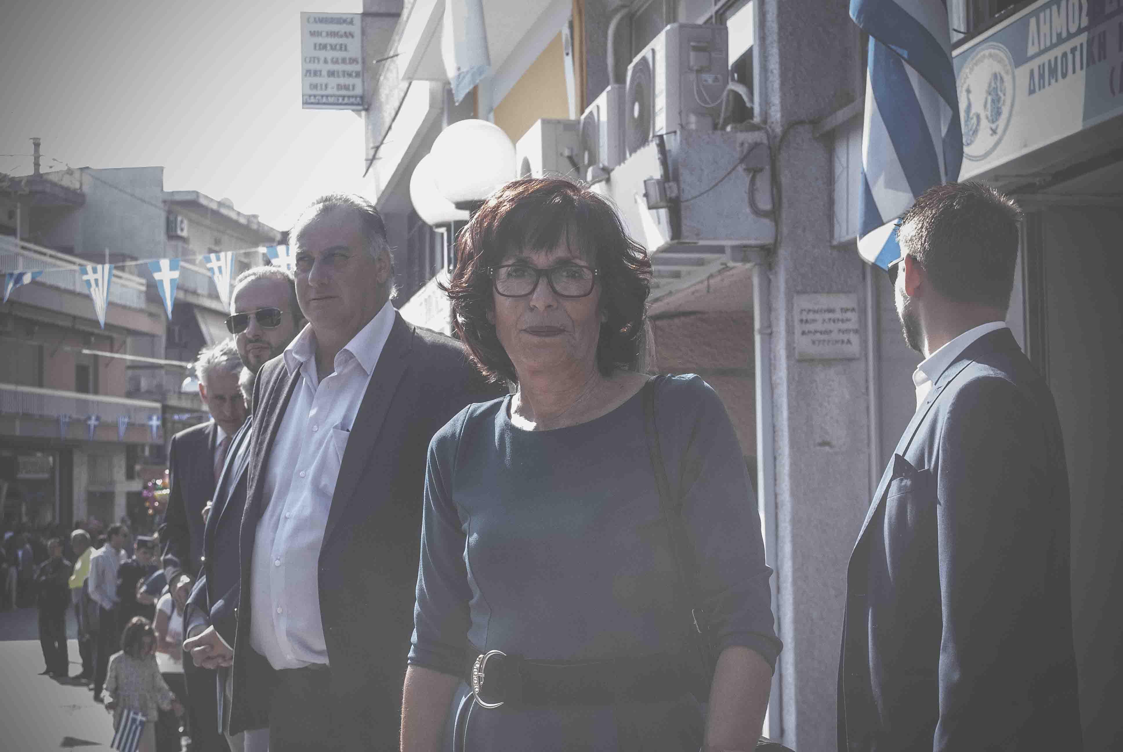 Η παρέλαση της 28ης Οκτωβρίου σε Καστέλλα και Ψαχνά (φωτό) DSC 0304