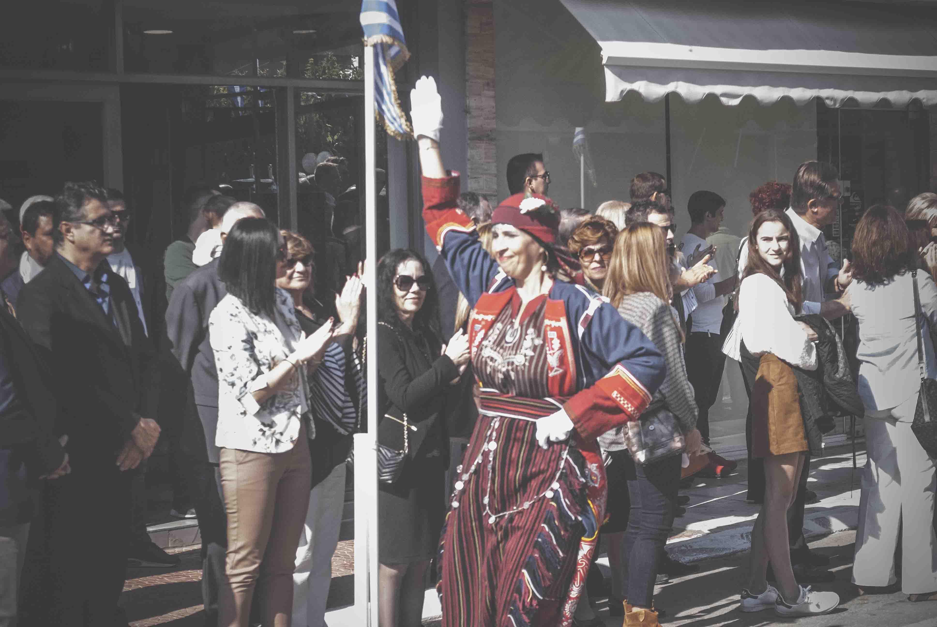 Η παρέλαση της 28ης Οκτωβρίου σε Καστέλλα και Ψαχνά (φωτό) DSC 0330
