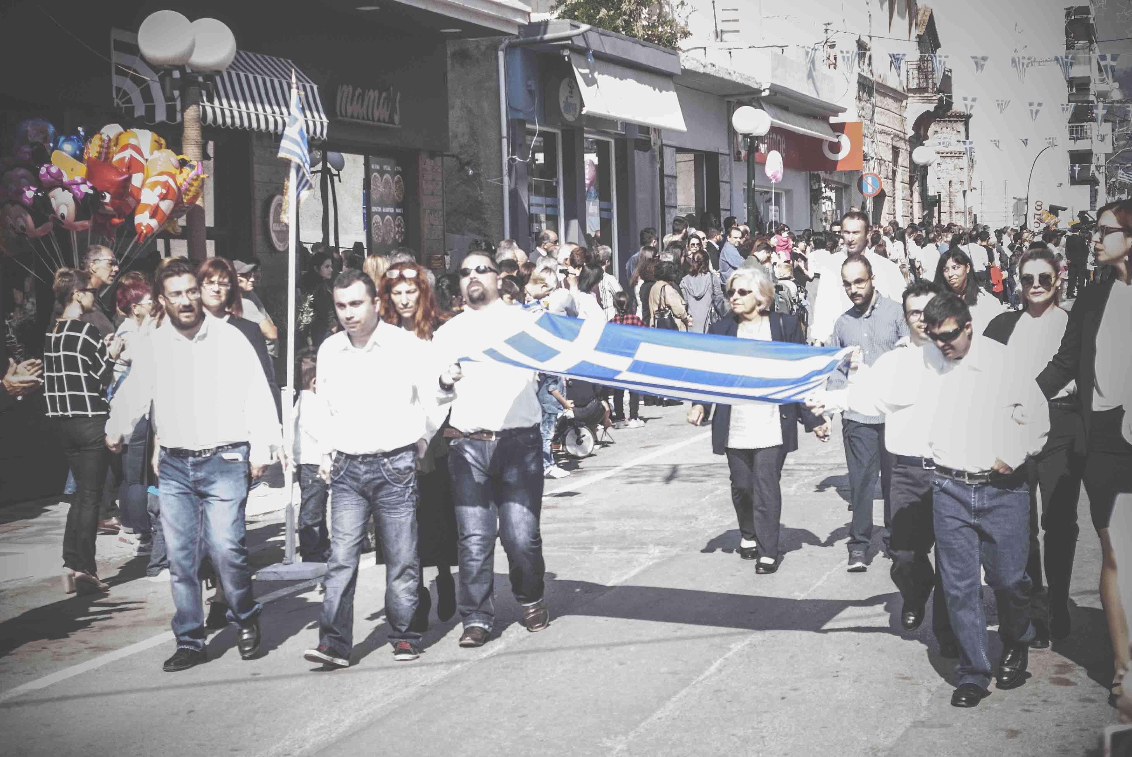 Η παρέλαση της 28ης Οκτωβρίου σε Καστέλλα και Ψαχνά (φωτό) DSC 0338