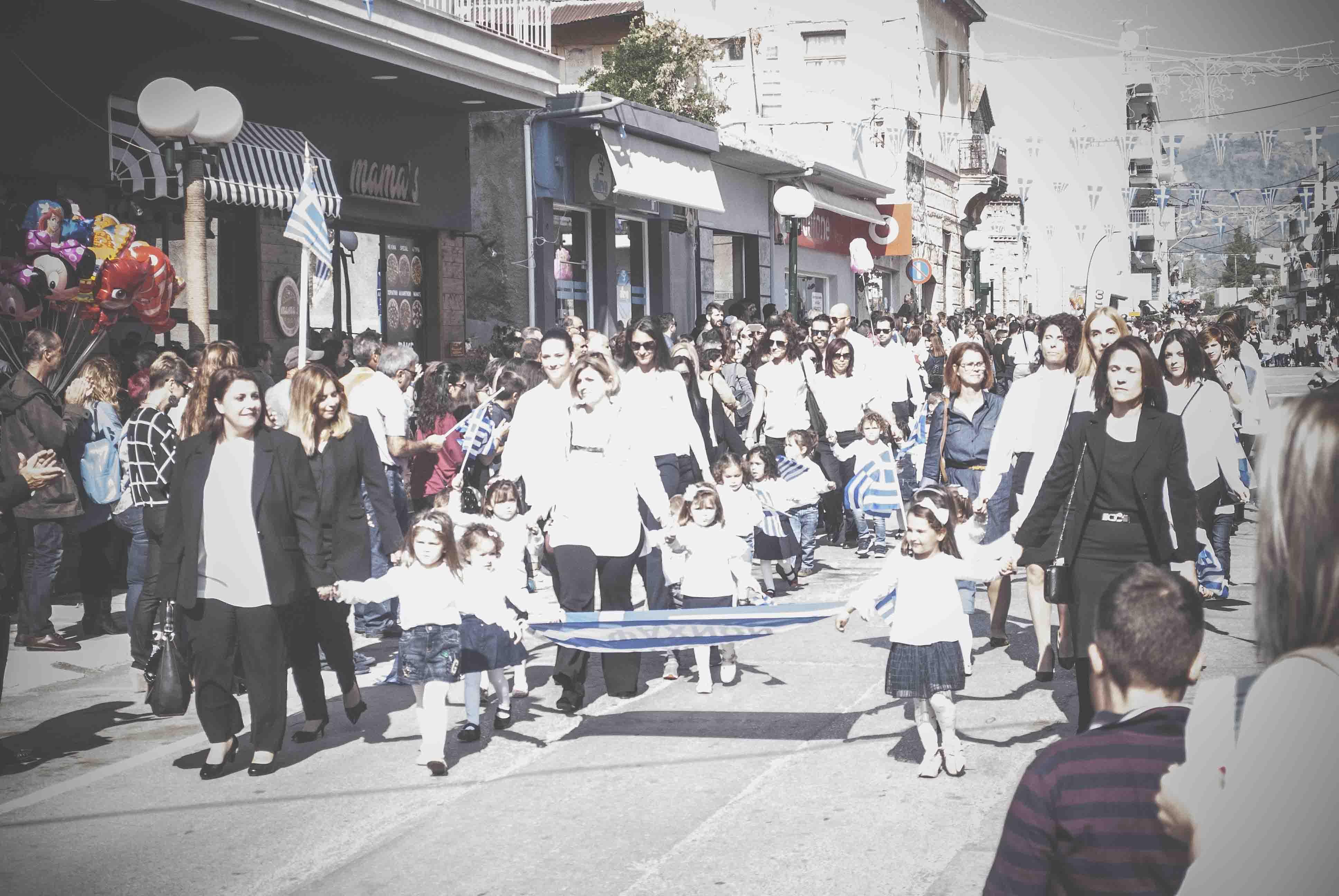 Η παρέλαση της 28ης Οκτωβρίου σε Καστέλλα και Ψαχνά (φωτό) DSC 0343