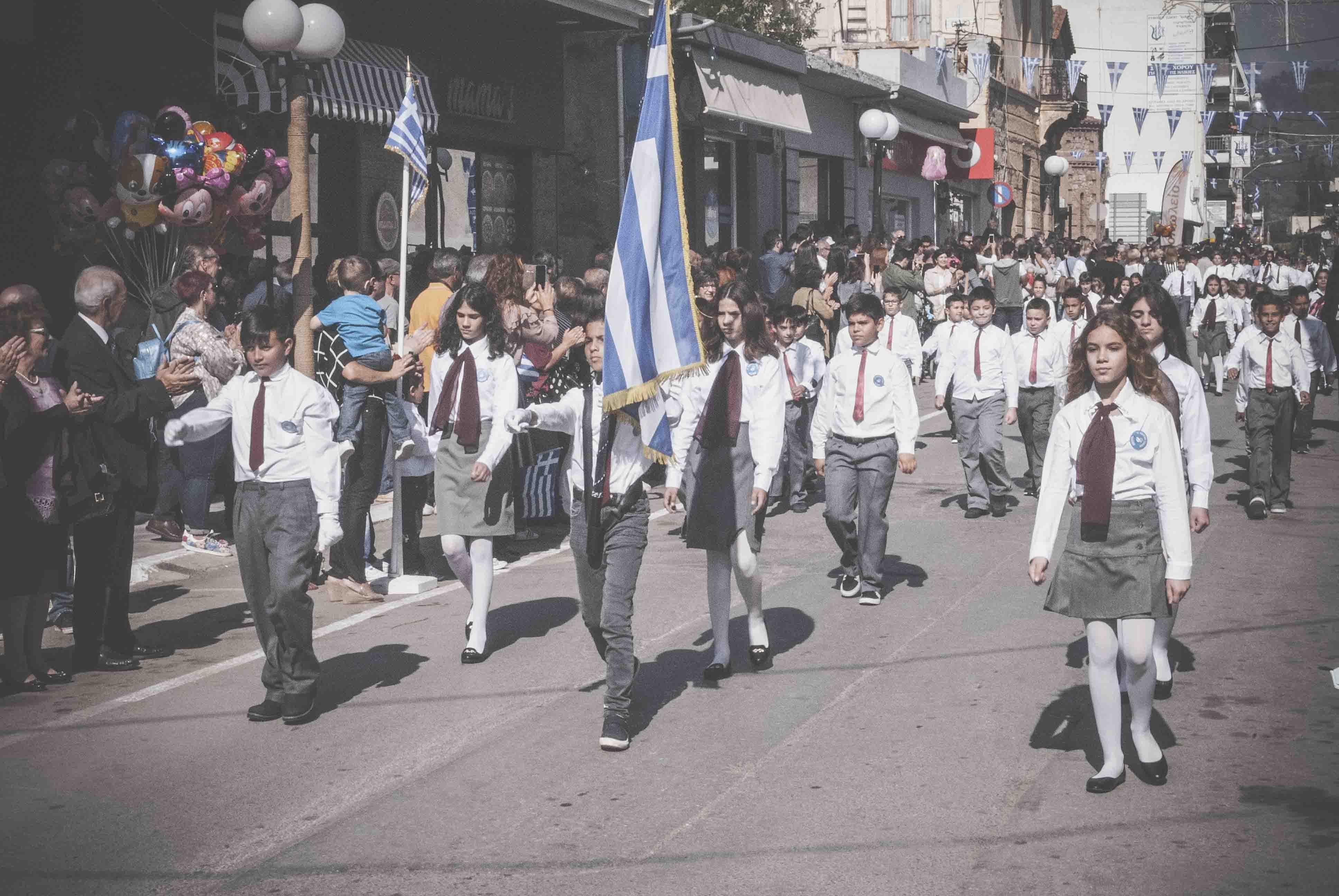 Φωτογραφικό υλικό από την παρέλαση στα Ψαχνά Φωτογραφικό υλικό από την παρέλαση στα Ψαχνά DSC 0350