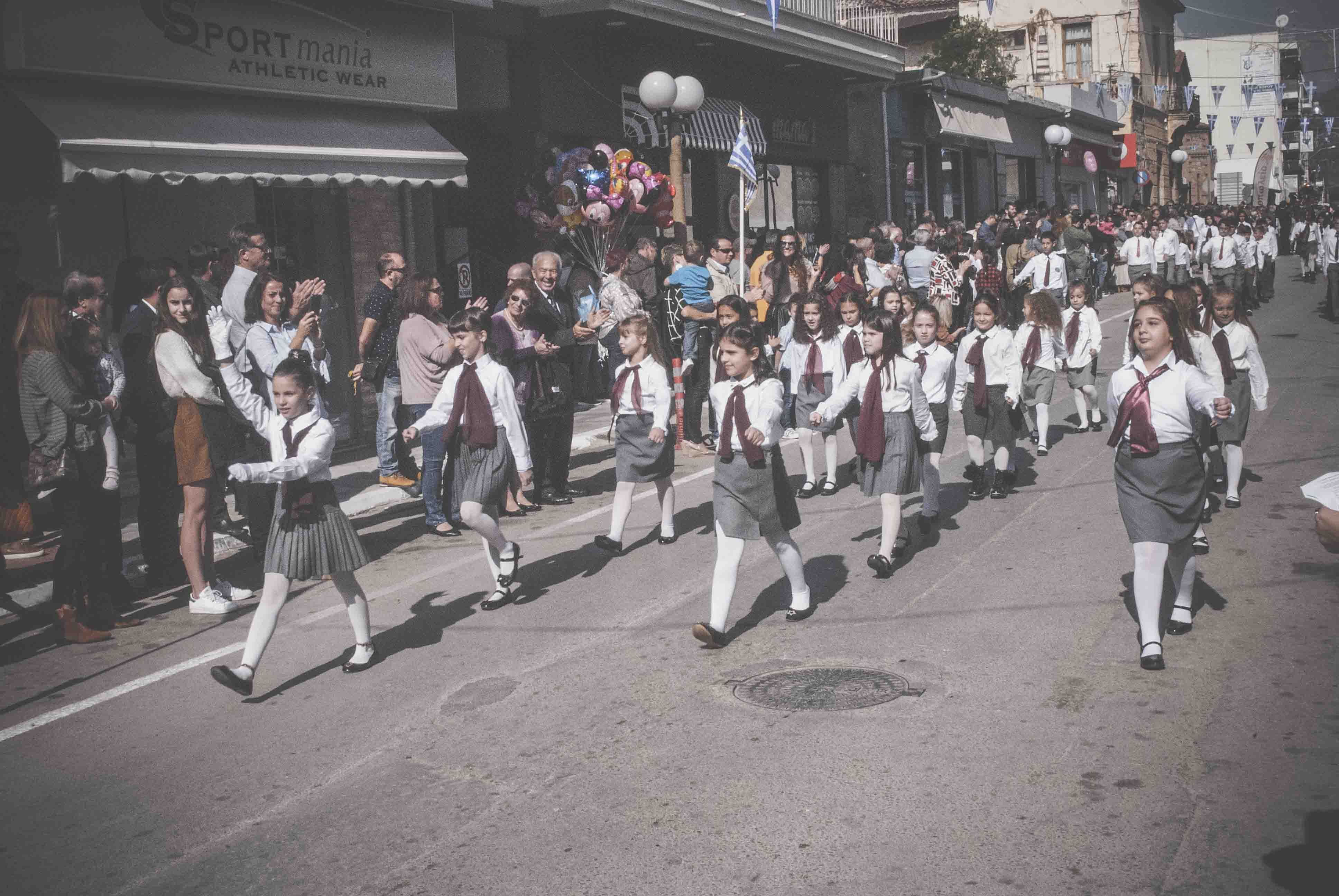 Η παρέλαση της 28ης Οκτωβρίου σε Καστέλλα και Ψαχνά (φωτό) DSC 0355