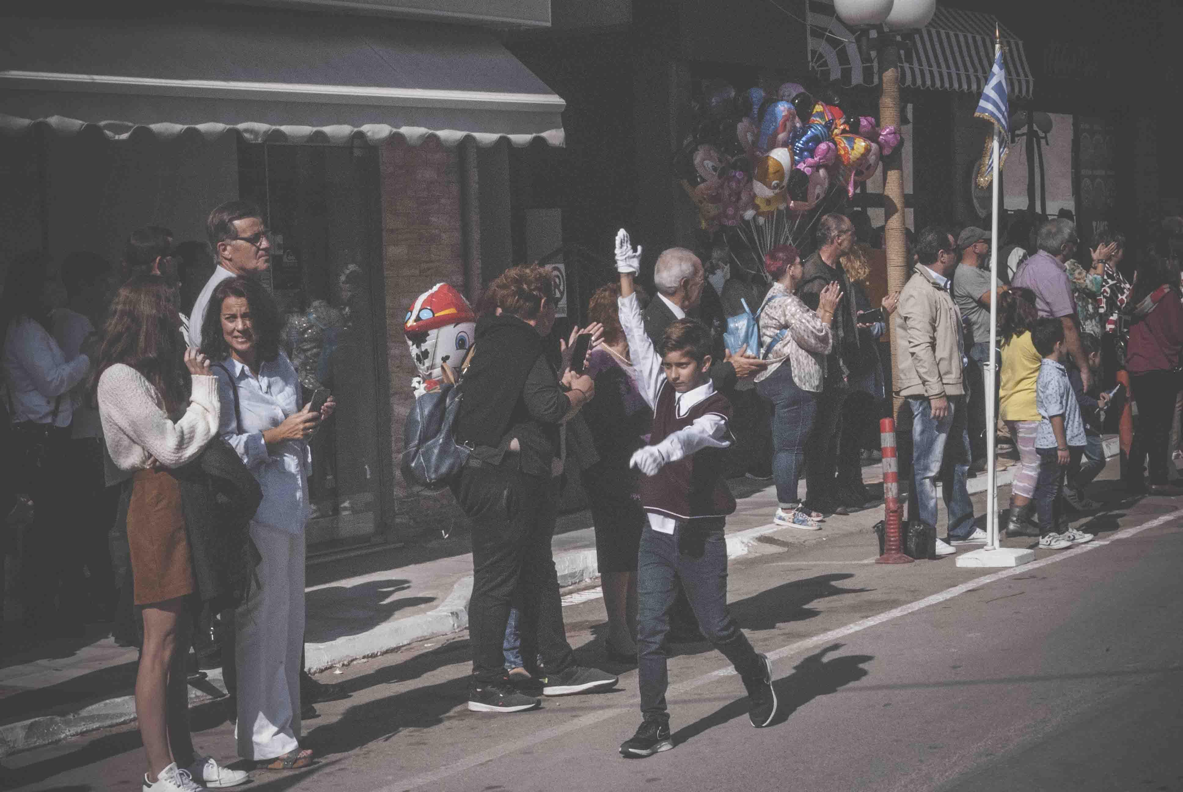 Φωτογραφικό υλικό από την παρέλαση στα Ψαχνά DSC 0372  Η παρέλαση της 28ης Οκτωβρίου σε Καστέλλα και Ψαχνά (φωτό) DSC 0372