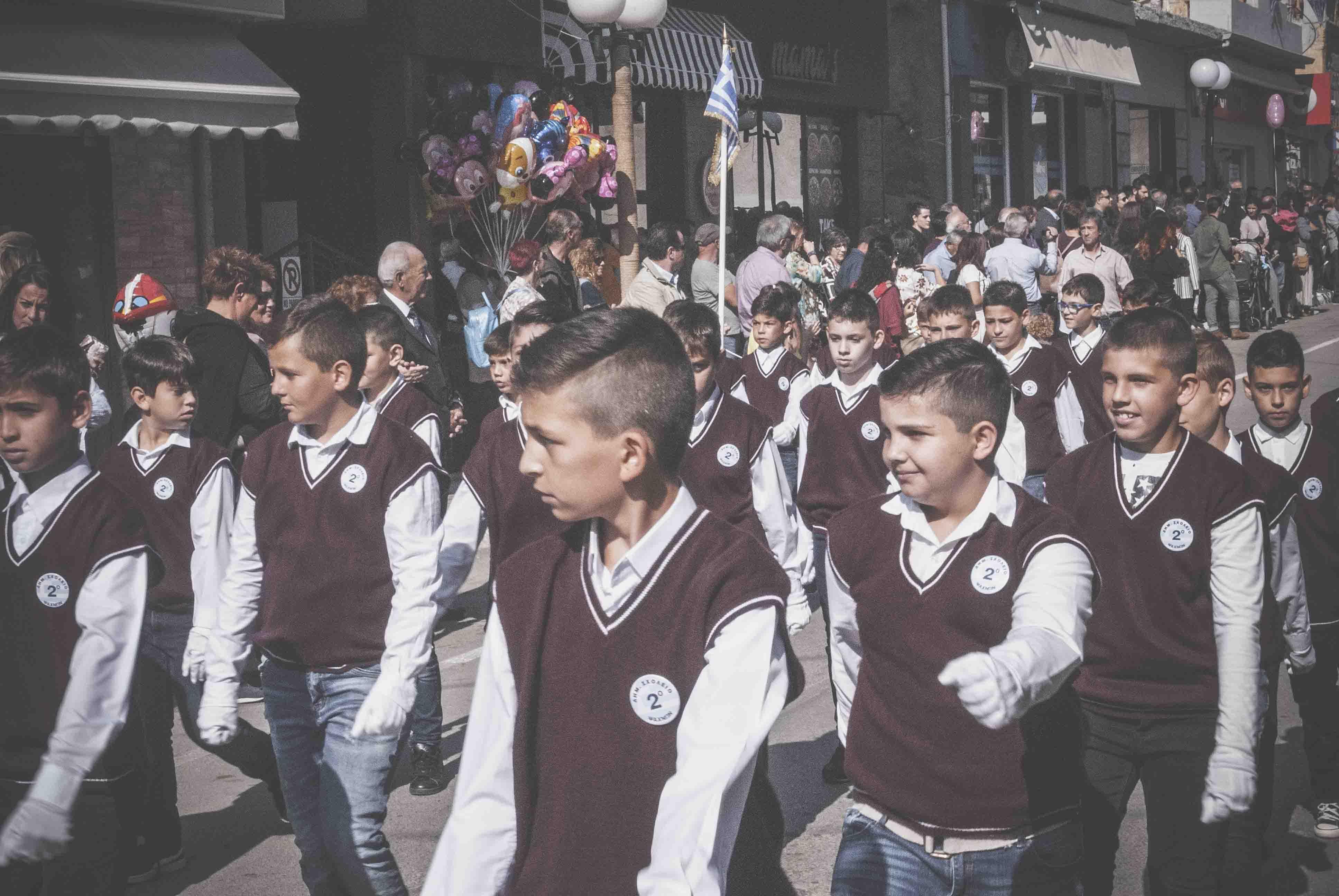 Φωτογραφικό υλικό από την παρέλαση στα Ψαχνά DSC 0375  Η παρέλαση της 28ης Οκτωβρίου σε Καστέλλα και Ψαχνά (φωτό) DSC 0375