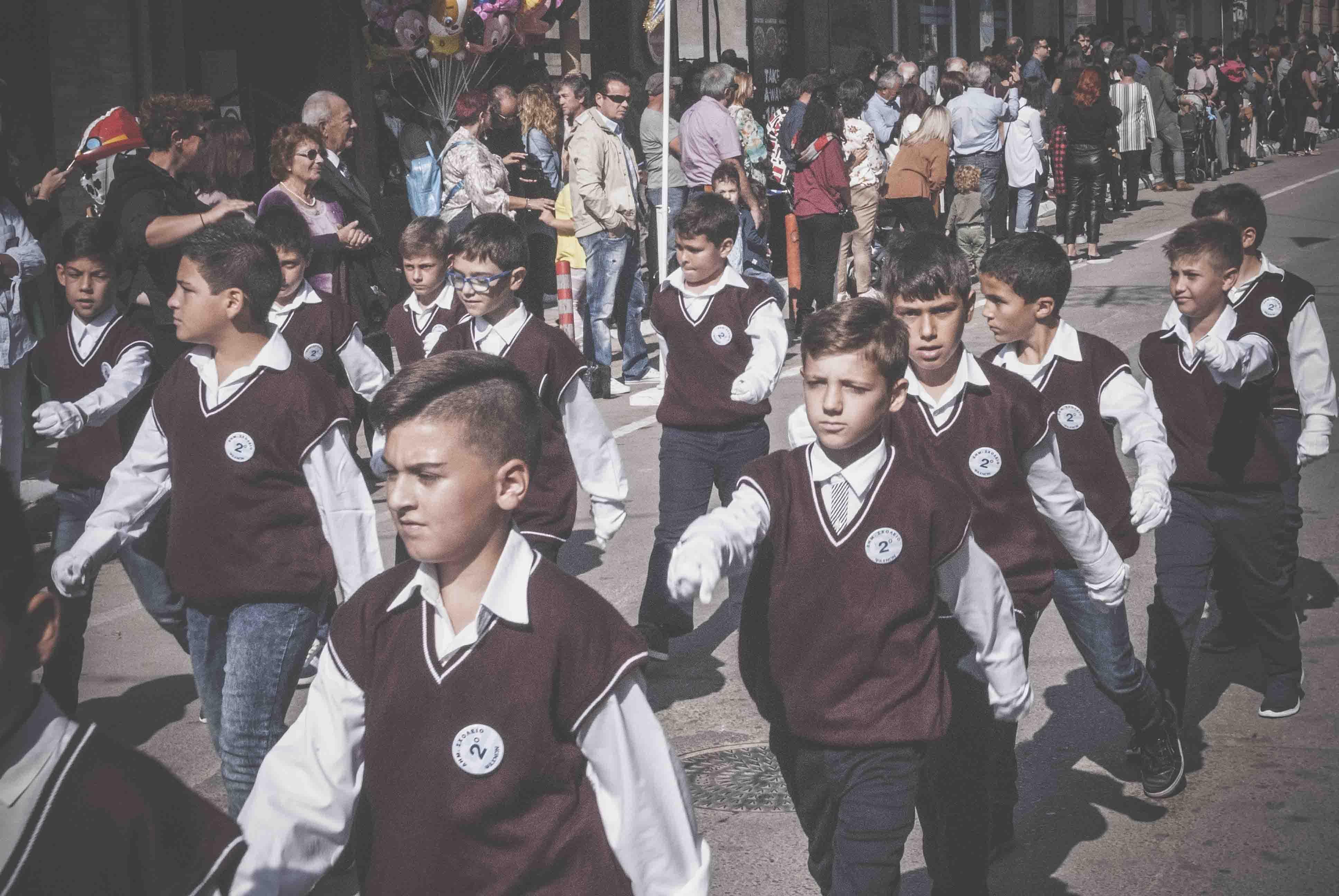 Φωτογραφικό υλικό από την παρέλαση στα Ψαχνά DSC 0377  Η παρέλαση της 28ης Οκτωβρίου σε Καστέλλα και Ψαχνά (φωτό) DSC 0377