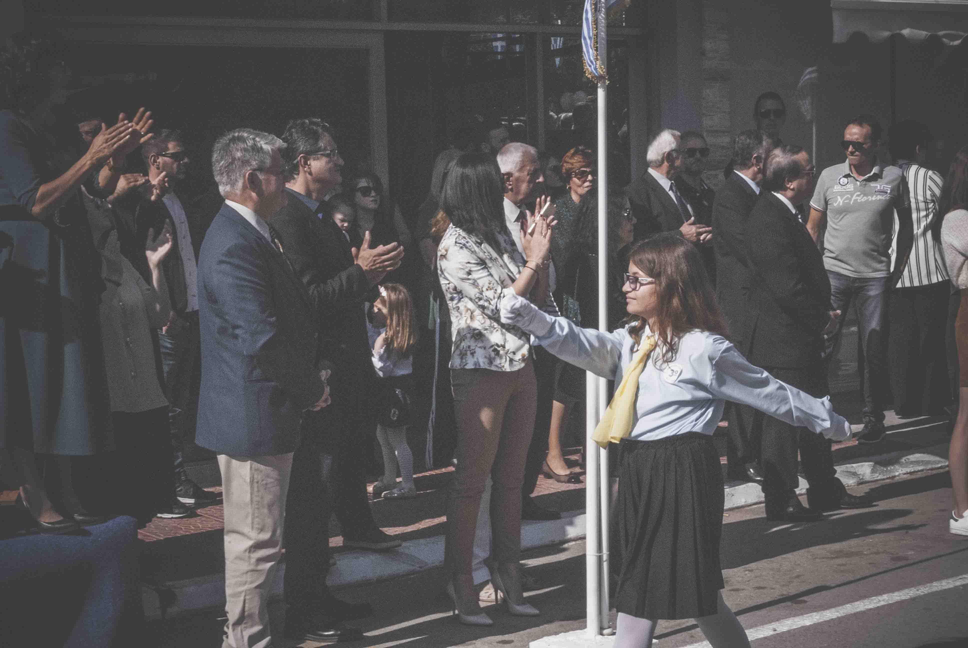 Φωτογραφικό υλικό από την παρέλαση στα Ψαχνά DSC 0380  Η παρέλαση της 28ης Οκτωβρίου σε Καστέλλα και Ψαχνά (φωτό) DSC 0380