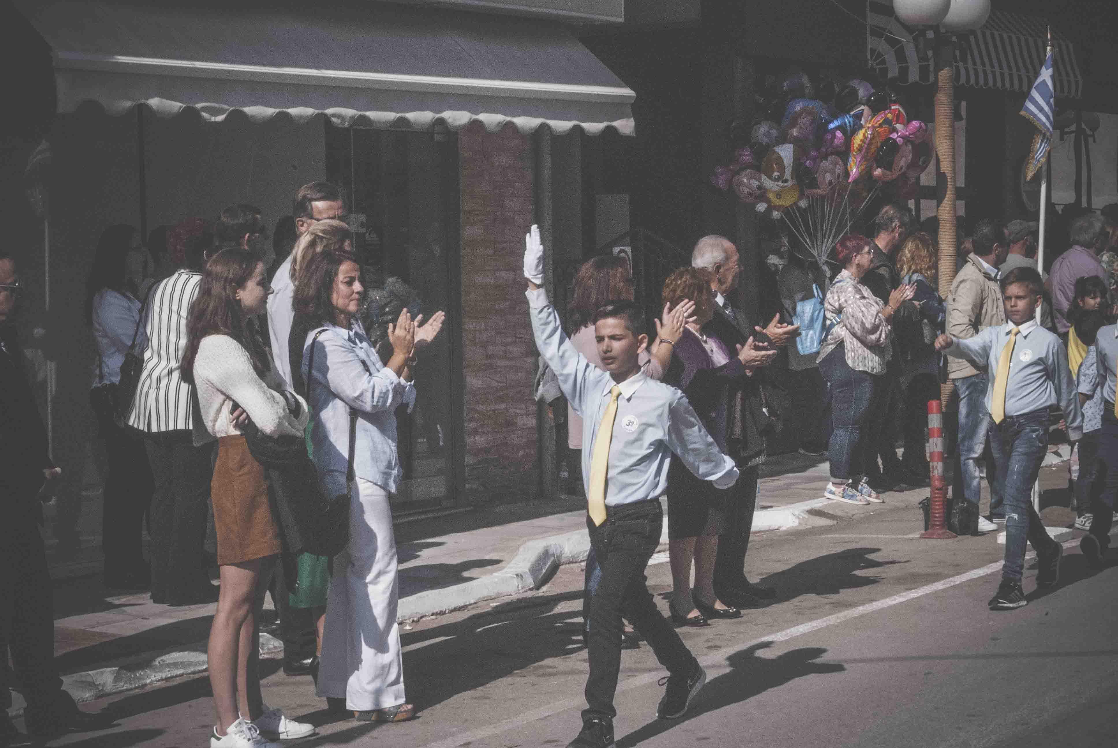 Φωτογραφικό υλικό από την παρέλαση στα Ψαχνά DSC 0384  Η παρέλαση της 28ης Οκτωβρίου σε Καστέλλα και Ψαχνά (φωτό) DSC 0384