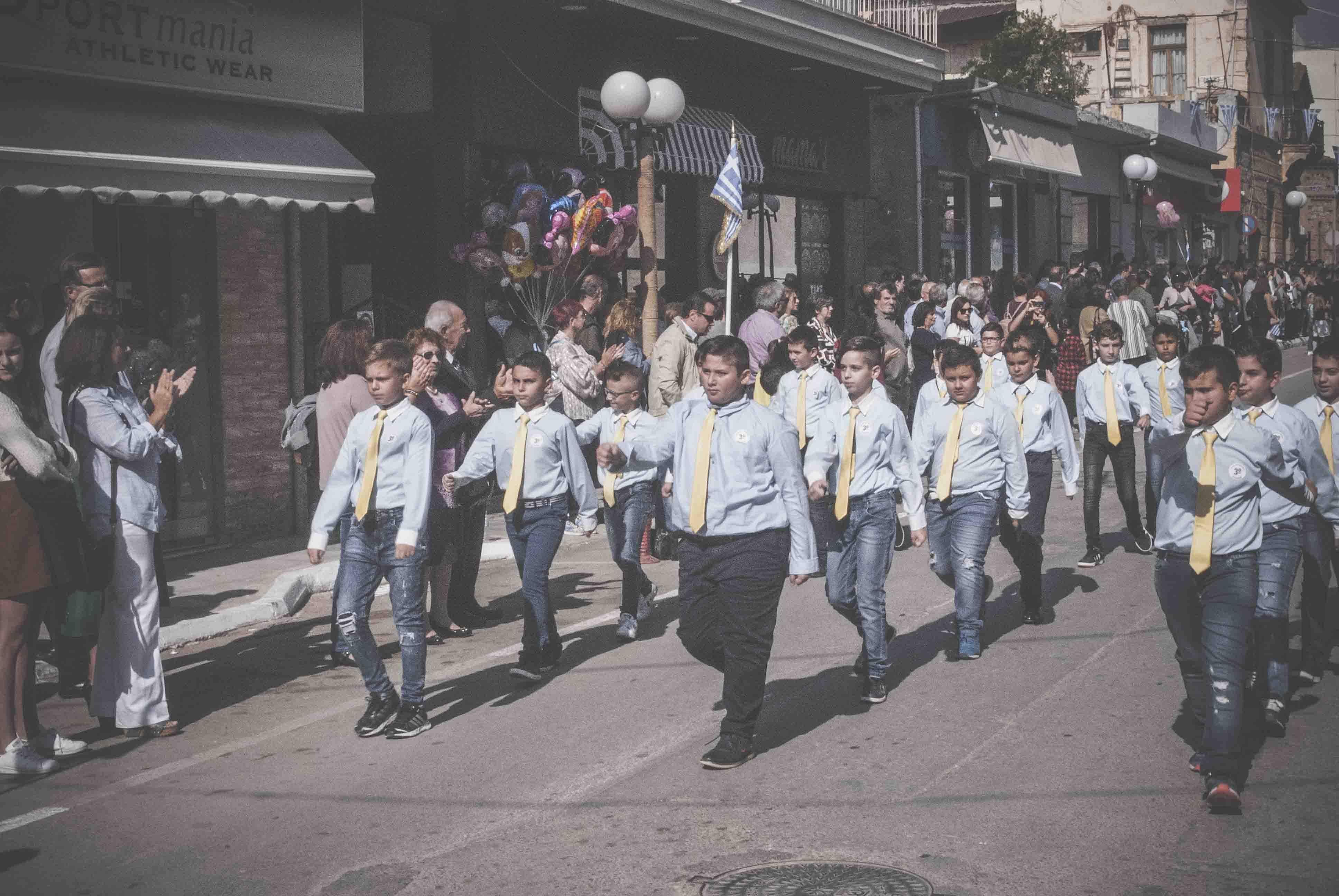 Φωτογραφικό υλικό από την παρέλαση στα Ψαχνά DSC 0385  Η παρέλαση της 28ης Οκτωβρίου σε Καστέλλα και Ψαχνά (φωτό) DSC 0385