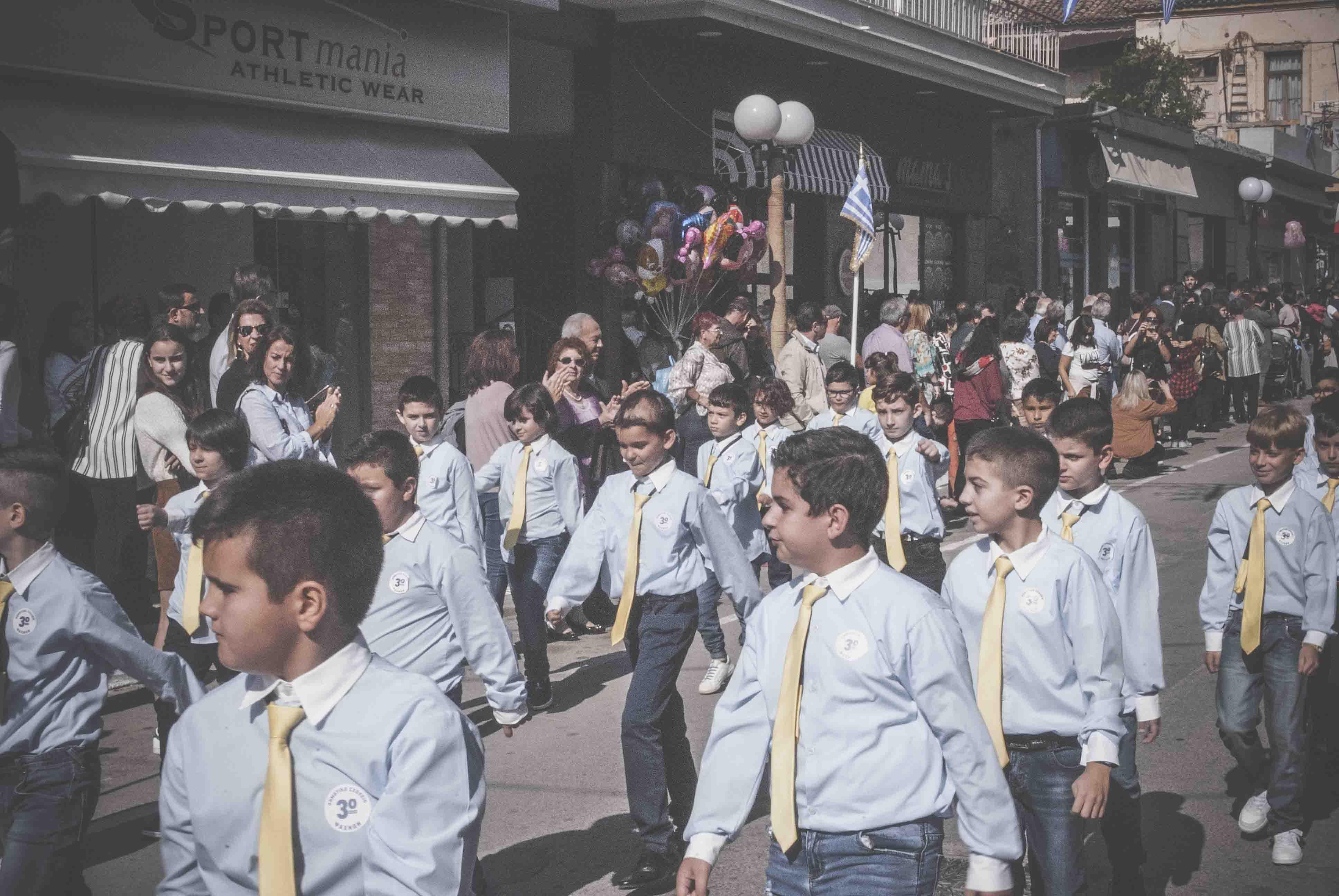 Φωτογραφικό υλικό από την παρέλαση στα Ψαχνά DSC 0386  Η παρέλαση της 28ης Οκτωβρίου σε Καστέλλα και Ψαχνά (φωτό) DSC 0386
