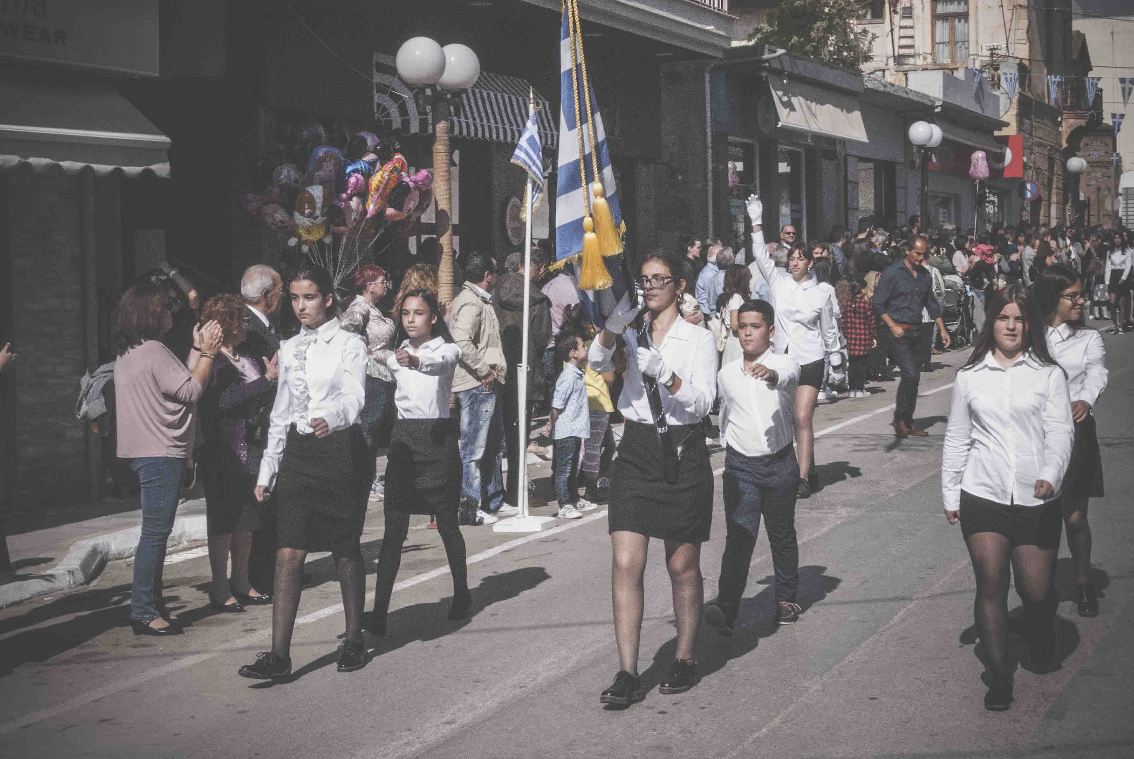 Φωτογραφικό υλικό από την παρέλαση στα Ψαχνά DSC 0388  Η παρέλαση της 28ης Οκτωβρίου σε Καστέλλα και Ψαχνά (φωτό) DSC 0388