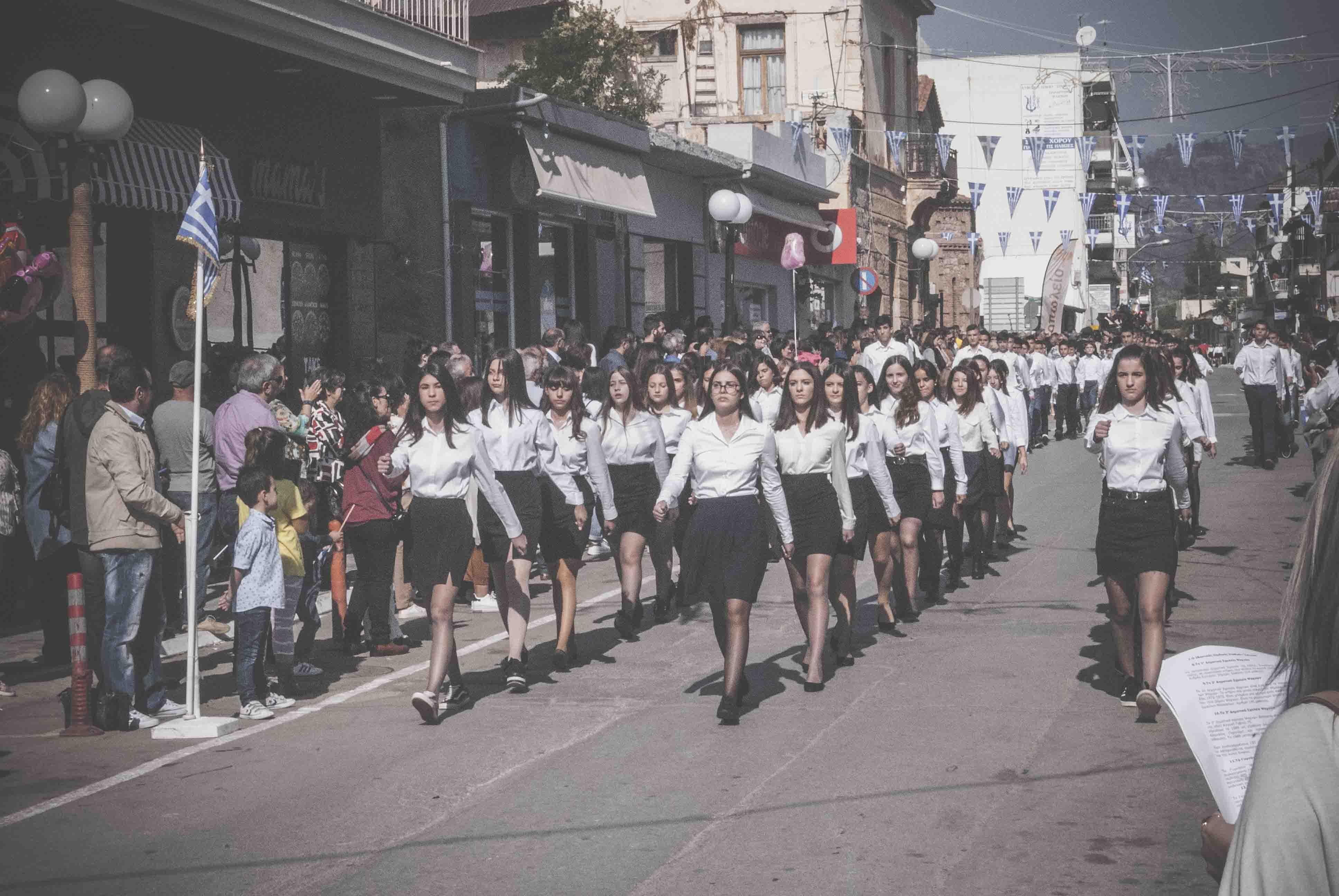 Φωτογραφικό υλικό από την παρέλαση στα Ψαχνά DSC 0393  Η παρέλαση της 28ης Οκτωβρίου σε Καστέλλα και Ψαχνά (φωτό) DSC 0393