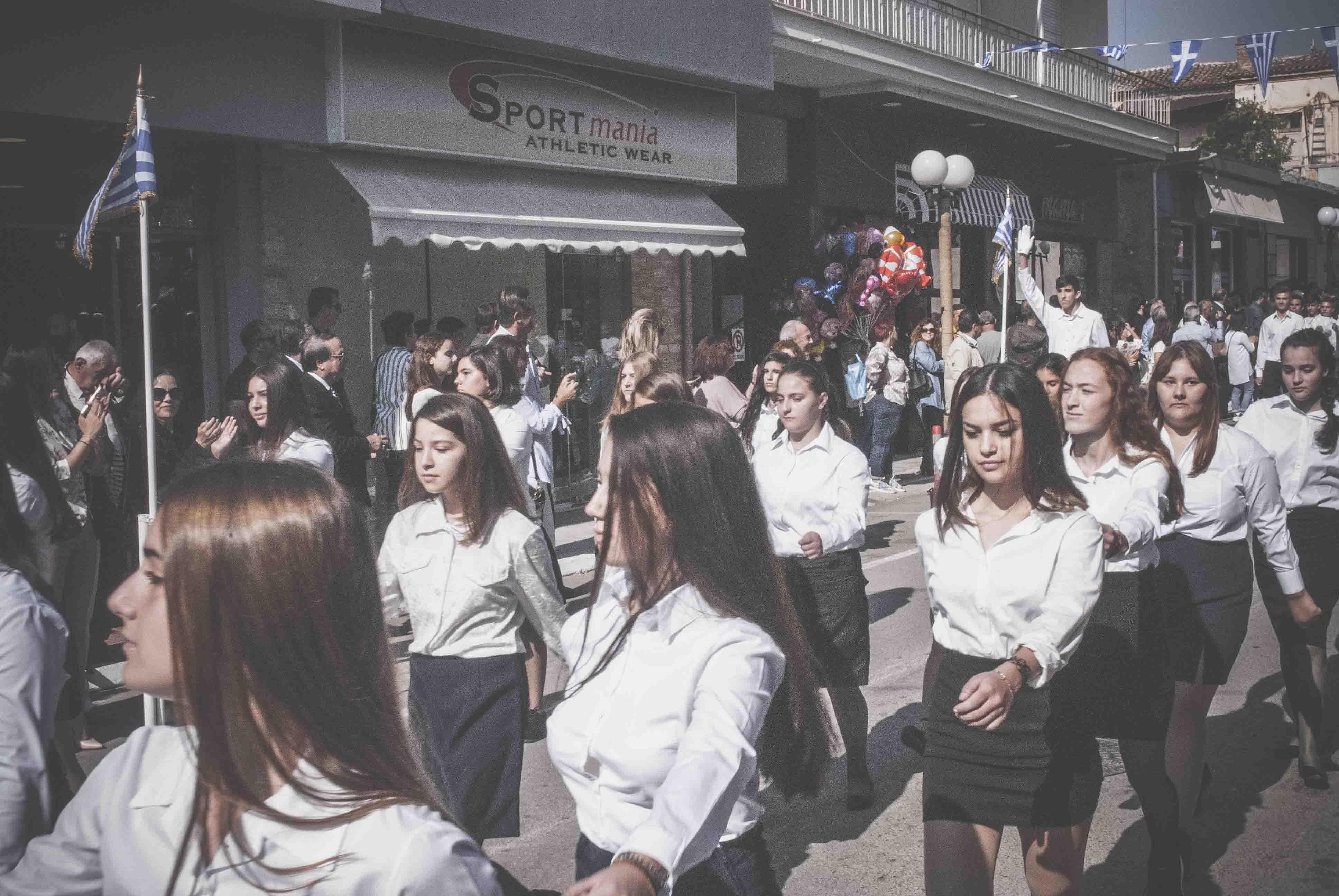 Φωτογραφικό υλικό από την παρέλαση στα Ψαχνά DSC 0397  Η παρέλαση της 28ης Οκτωβρίου σε Καστέλλα και Ψαχνά (φωτό) DSC 0397