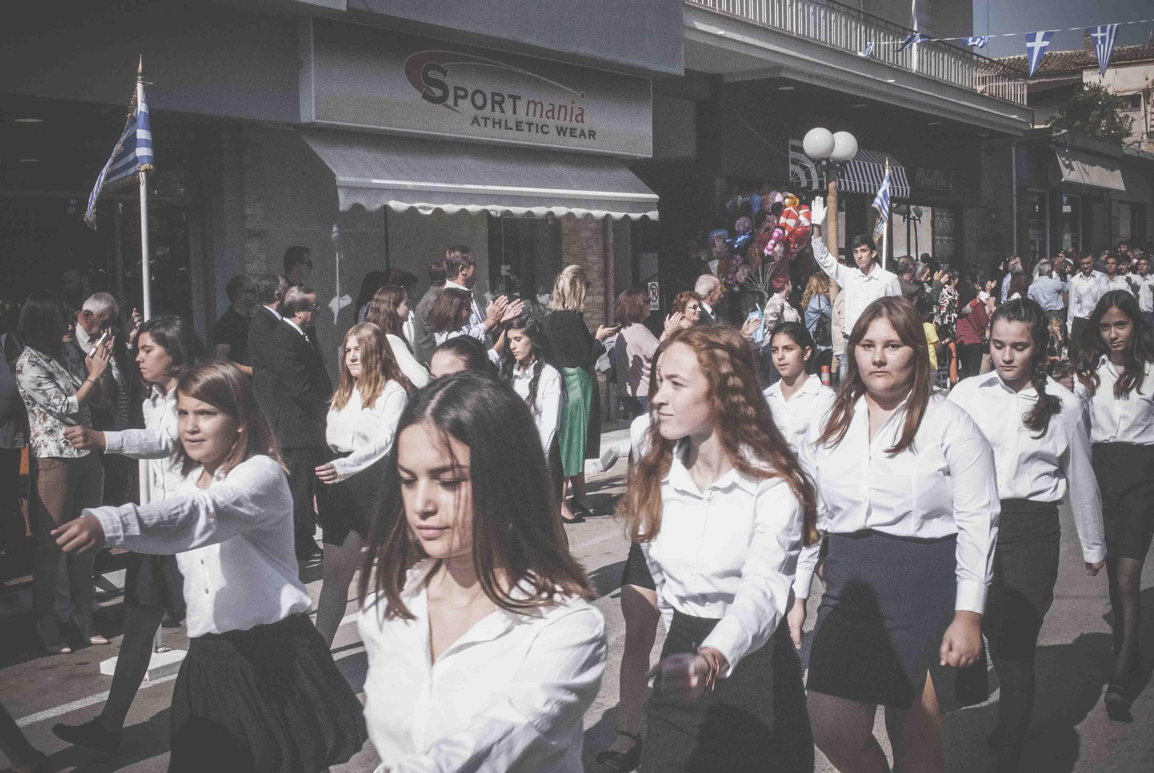 Φωτογραφικό υλικό από την παρέλαση στα Ψαχνά DSC 0398  Η παρέλαση της 28ης Οκτωβρίου σε Καστέλλα και Ψαχνά (φωτό) DSC 0398