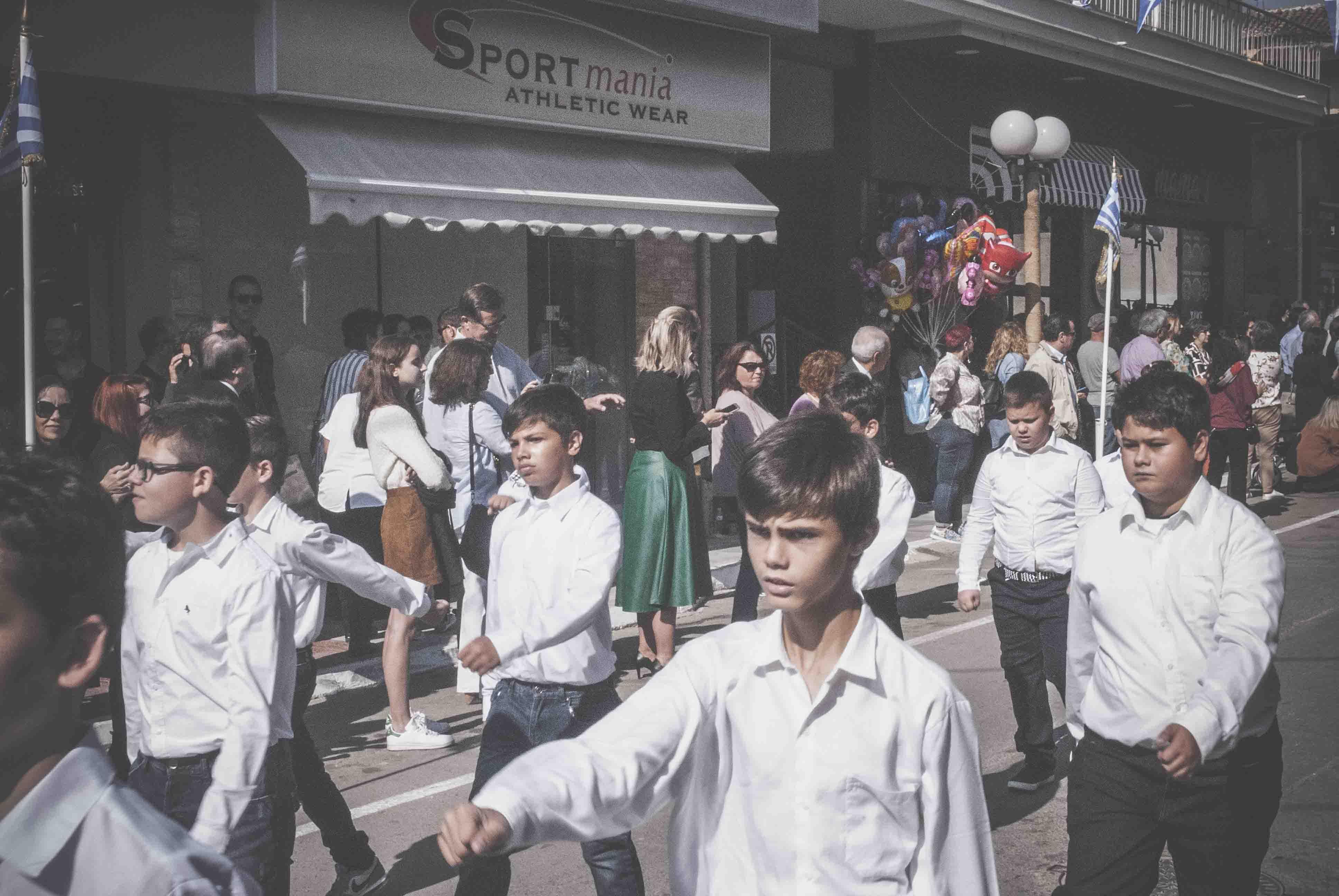 Φωτογραφικό υλικό από την παρέλαση στα Ψαχνά DSC 0404  Η παρέλαση της 28ης Οκτωβρίου σε Καστέλλα και Ψαχνά (φωτό) DSC 0404