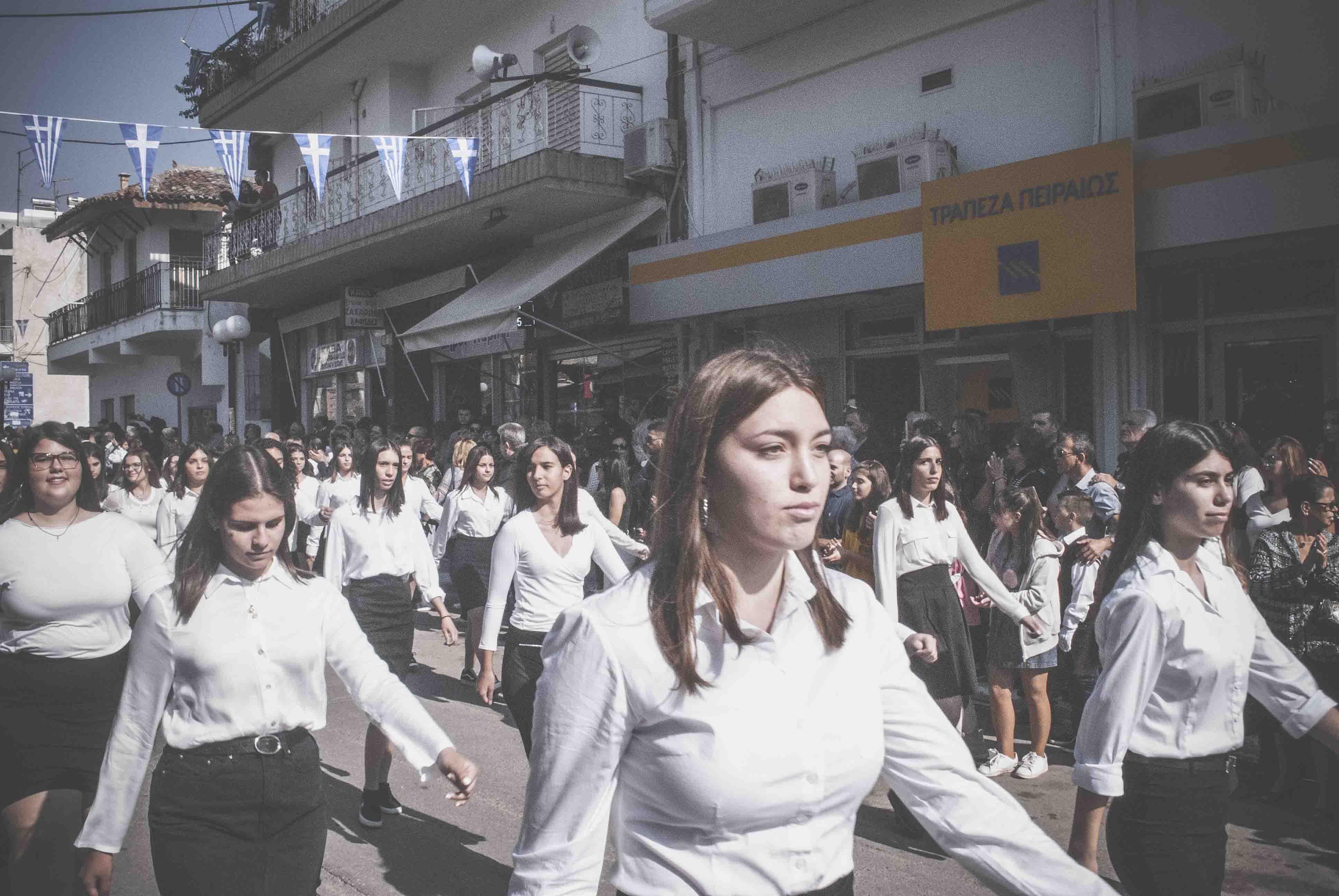 Φωτογραφικό υλικό από την παρέλαση στα Ψαχνά DSC 0414  Η παρέλαση της 28ης Οκτωβρίου σε Καστέλλα και Ψαχνά (φωτό) DSC 0414